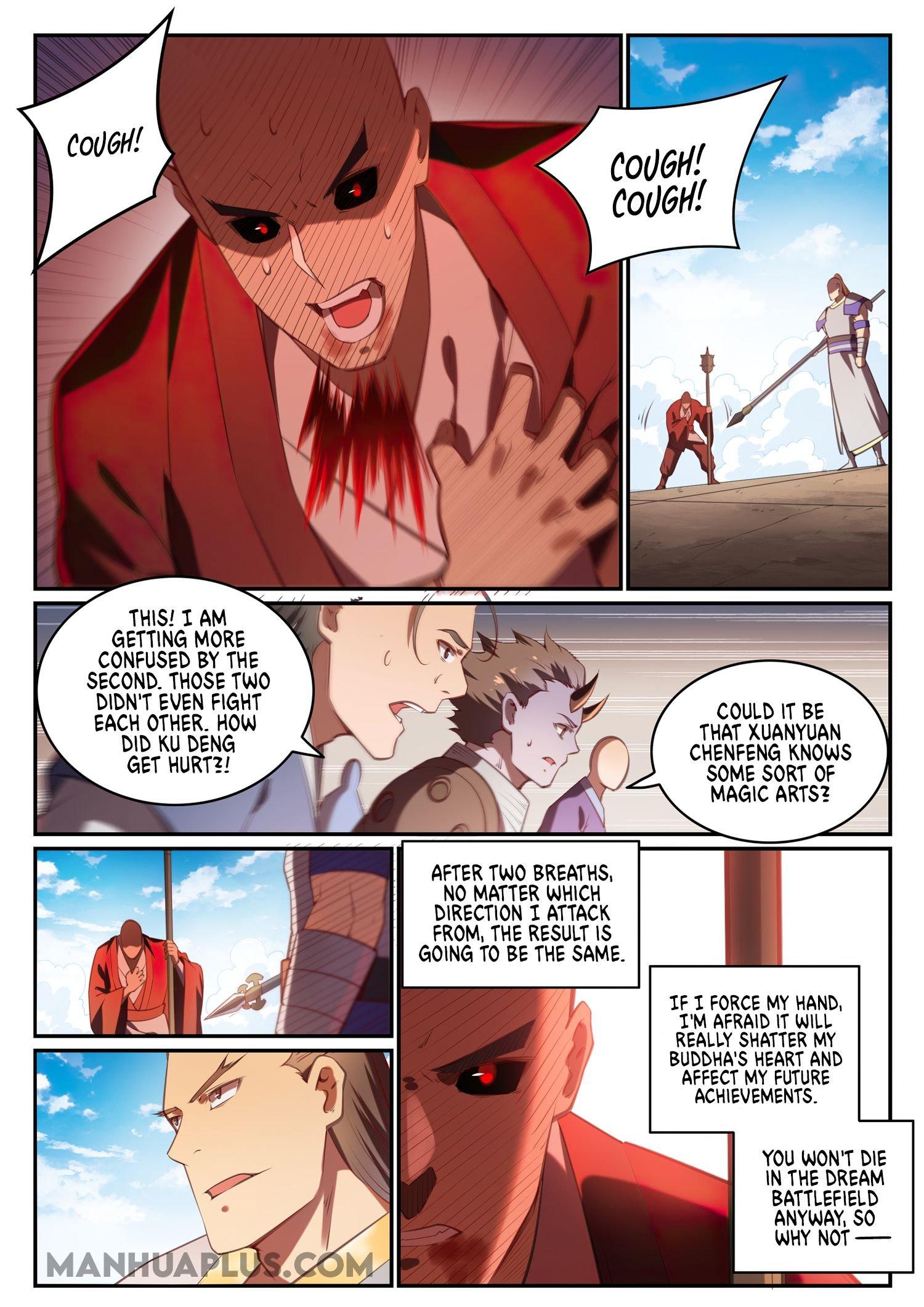 Manga Apotheosis - Chapter 684 Page 14