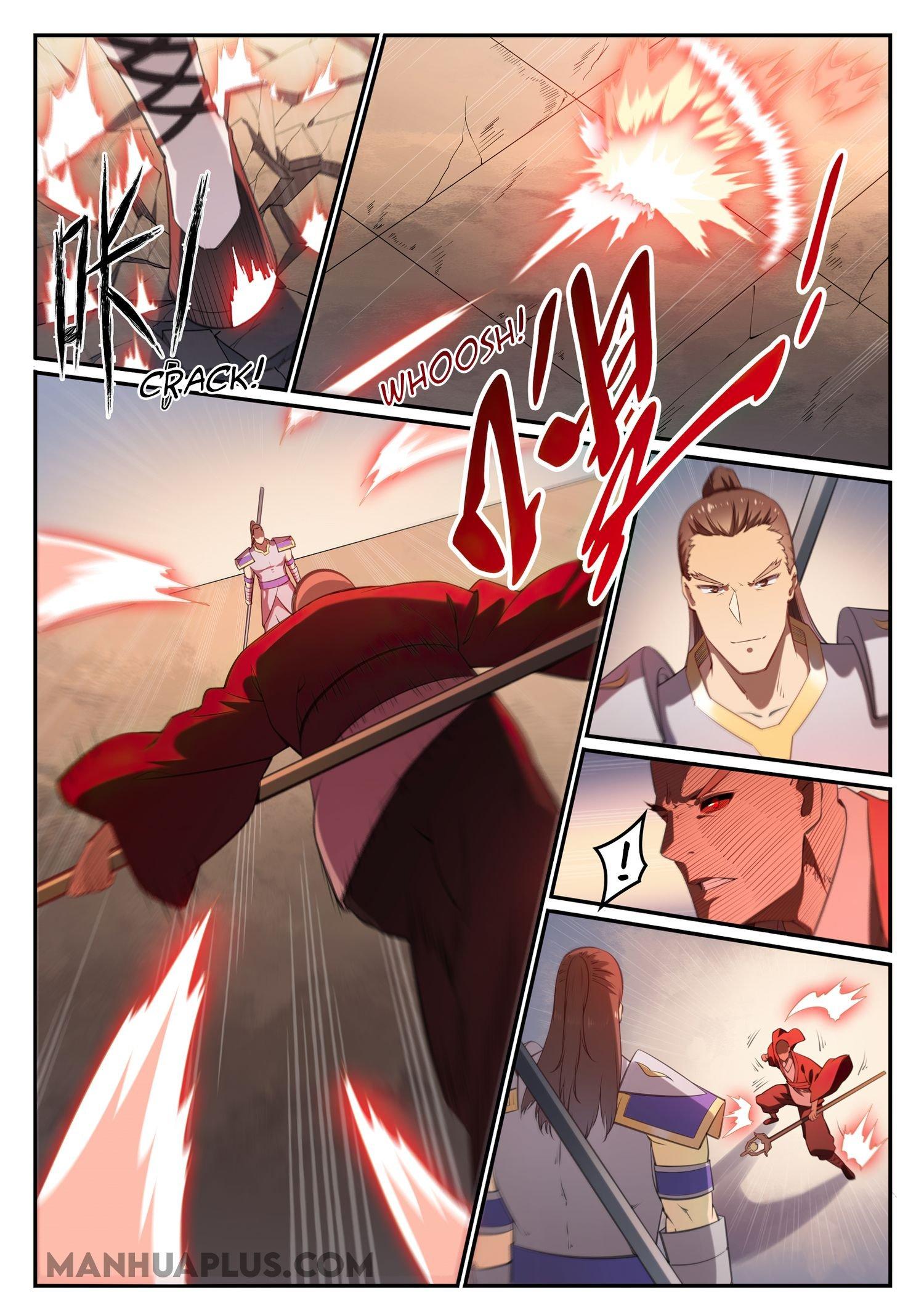 Manga Apotheosis - Chapter 684 Page 8