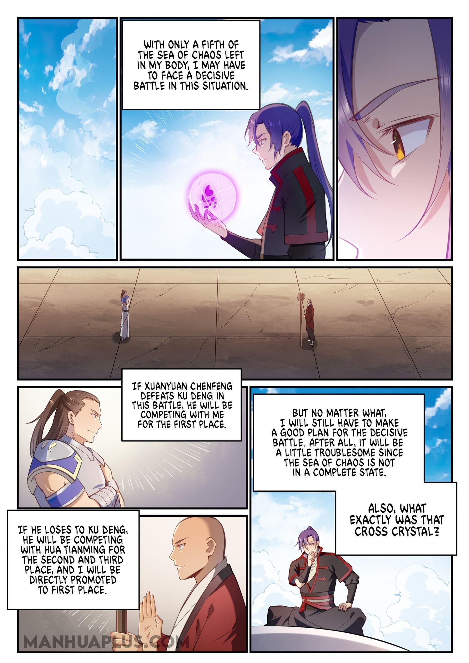 Manga Apotheosis - Chapter 684 Page 5