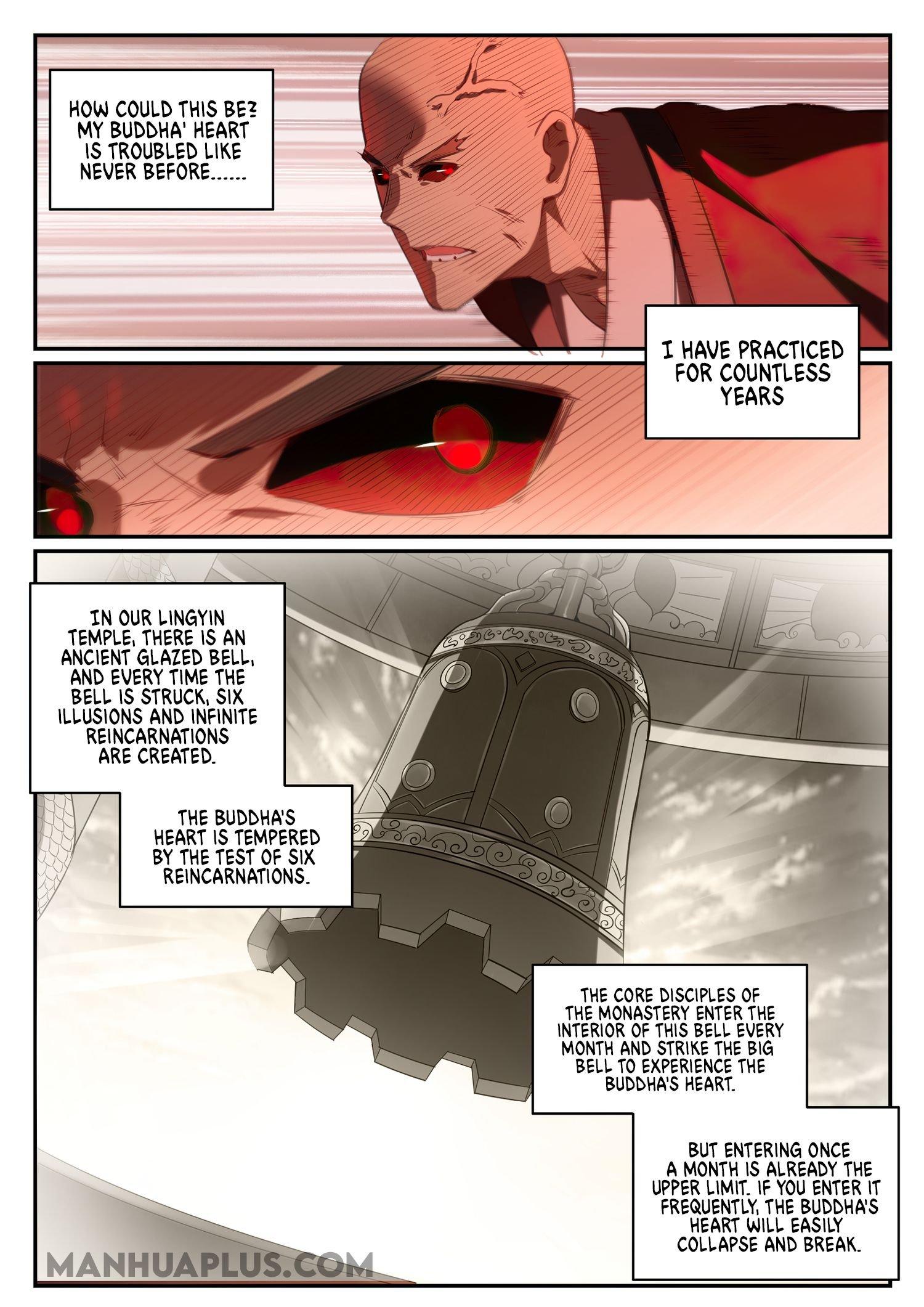 Manga Apotheosis - Chapter 684 Page 11