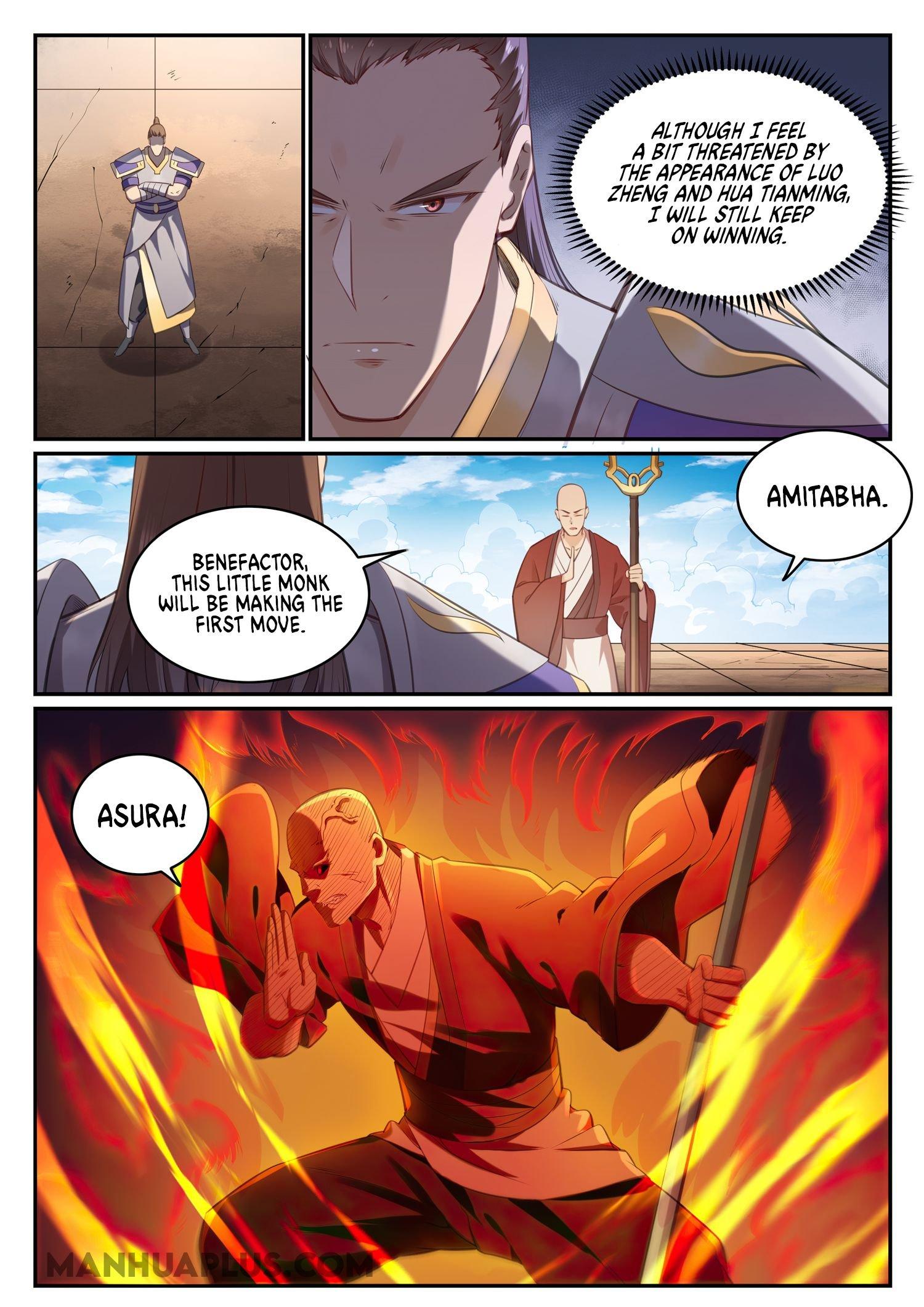 Manga Apotheosis - Chapter 684 Page 6