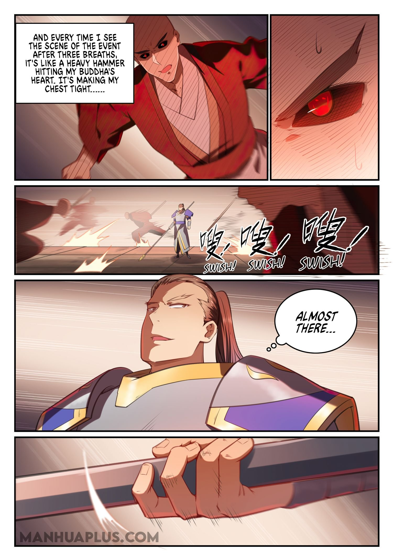 Manga Apotheosis - Chapter 684 Page 13