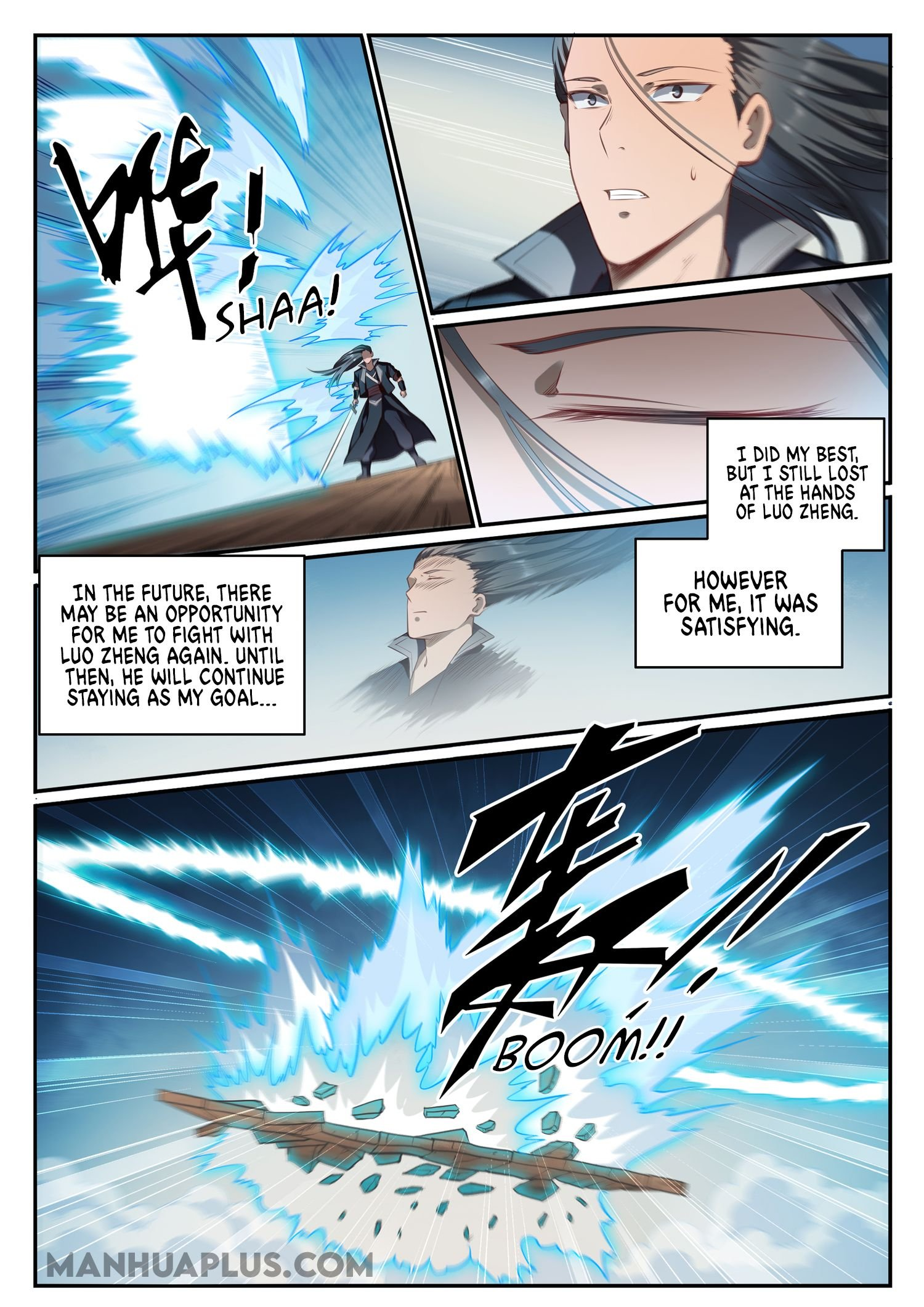 Manga Apotheosis - Chapter 684 Page 2