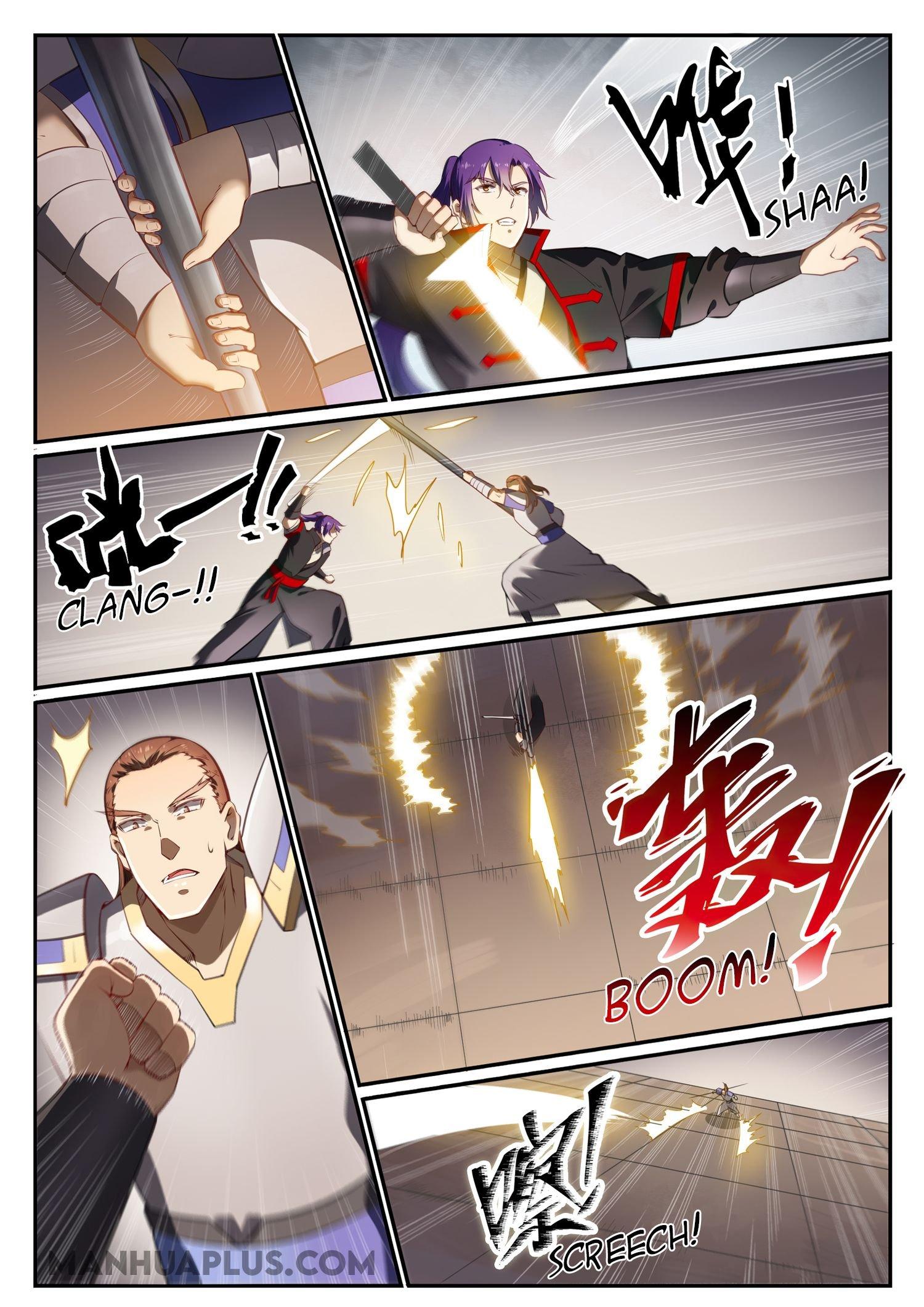Manga Apotheosis - Chapter 685 Page 13