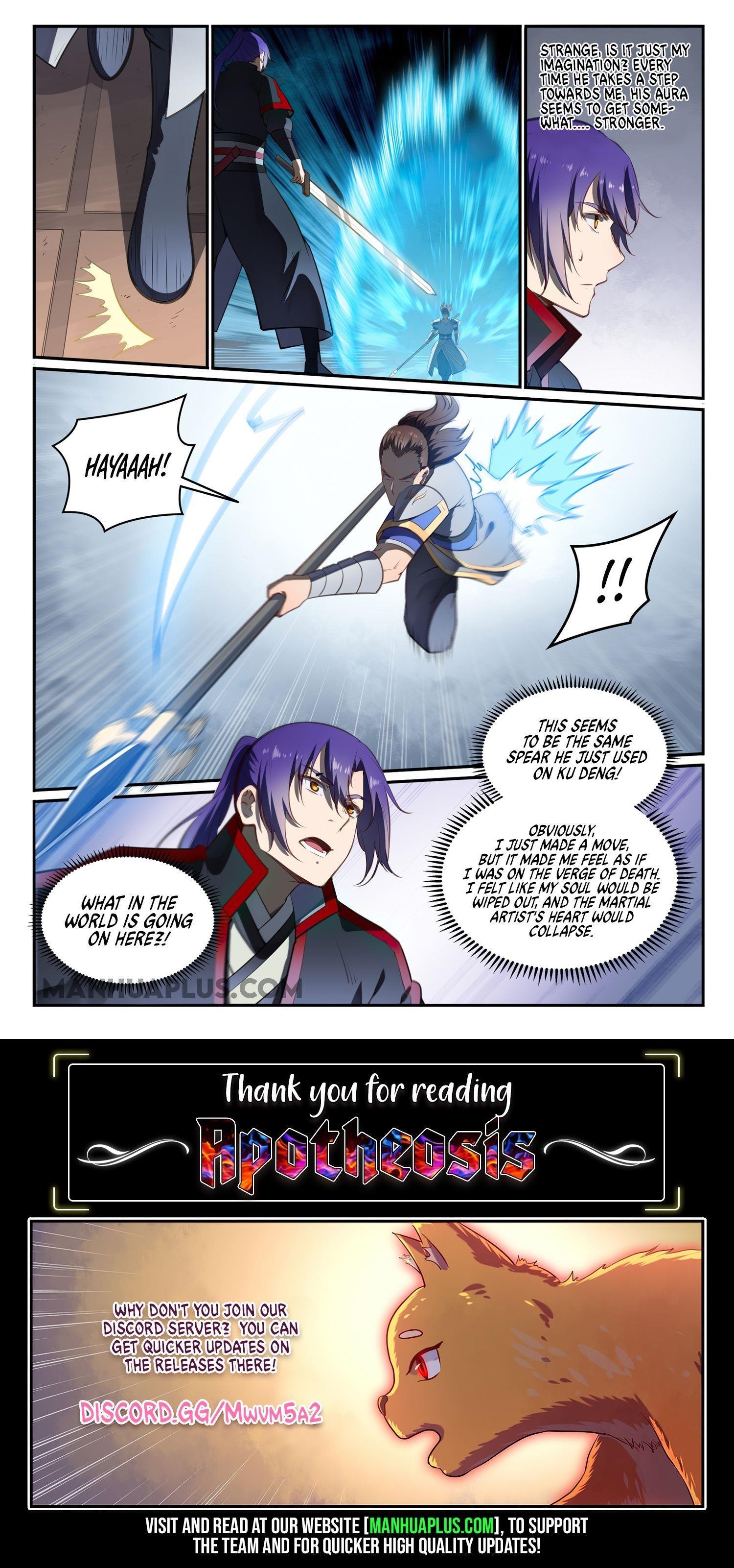 Manga Apotheosis - Chapter 685 Page 15