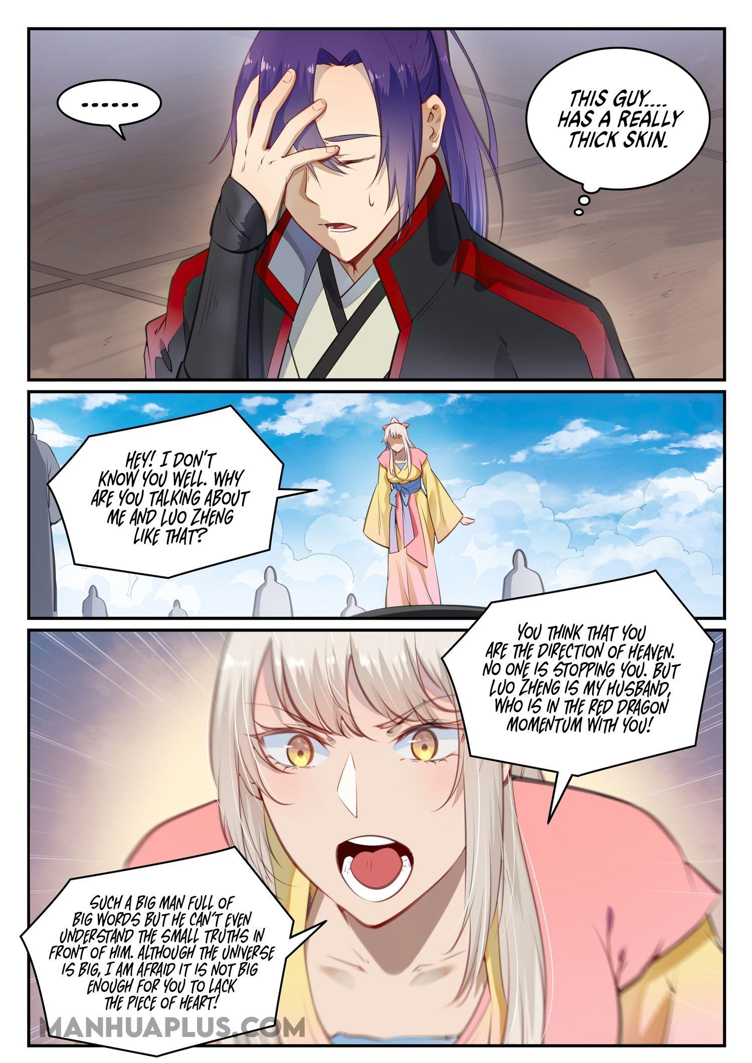 Manga Apotheosis - Chapter 685 Page 7