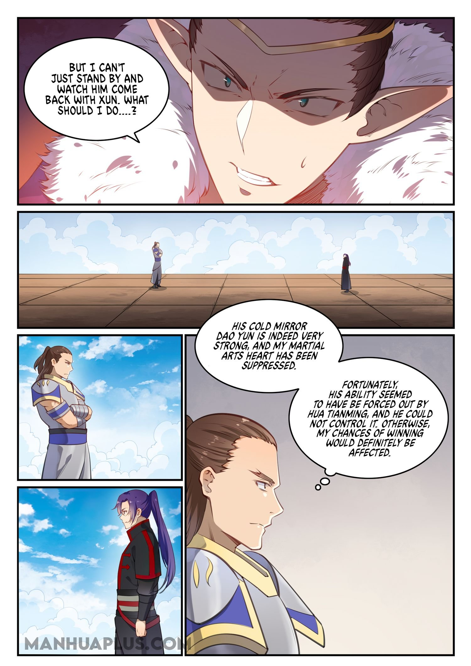 Manga Apotheosis - Chapter 685 Page 4