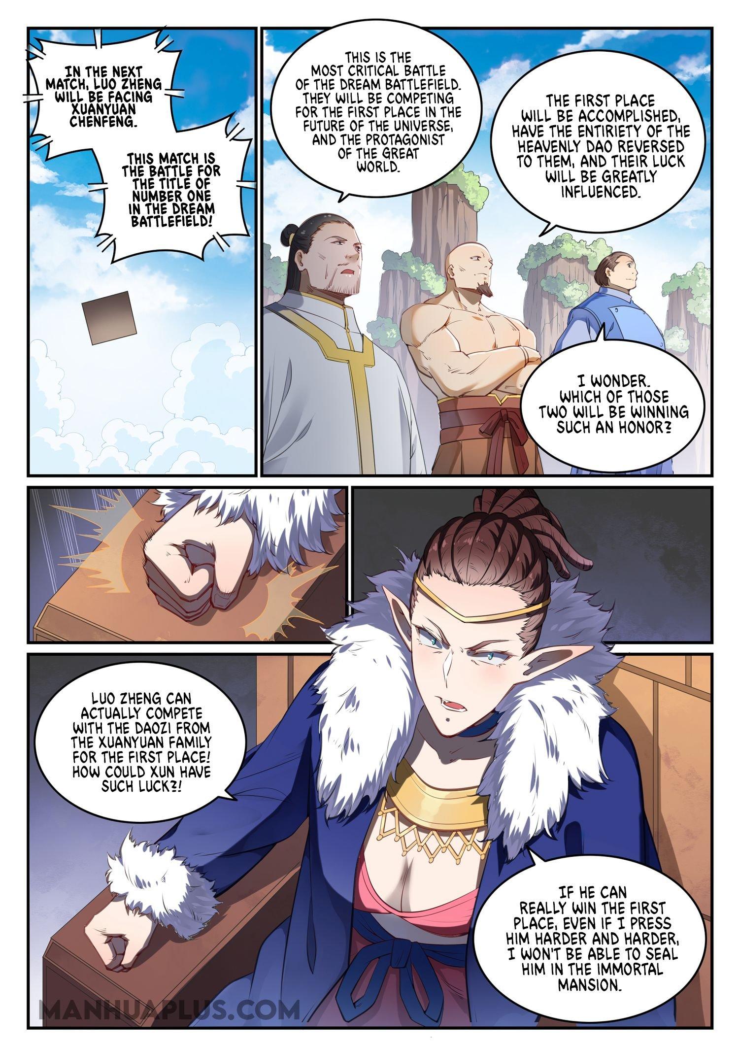 Manga Apotheosis - Chapter 685 Page 3