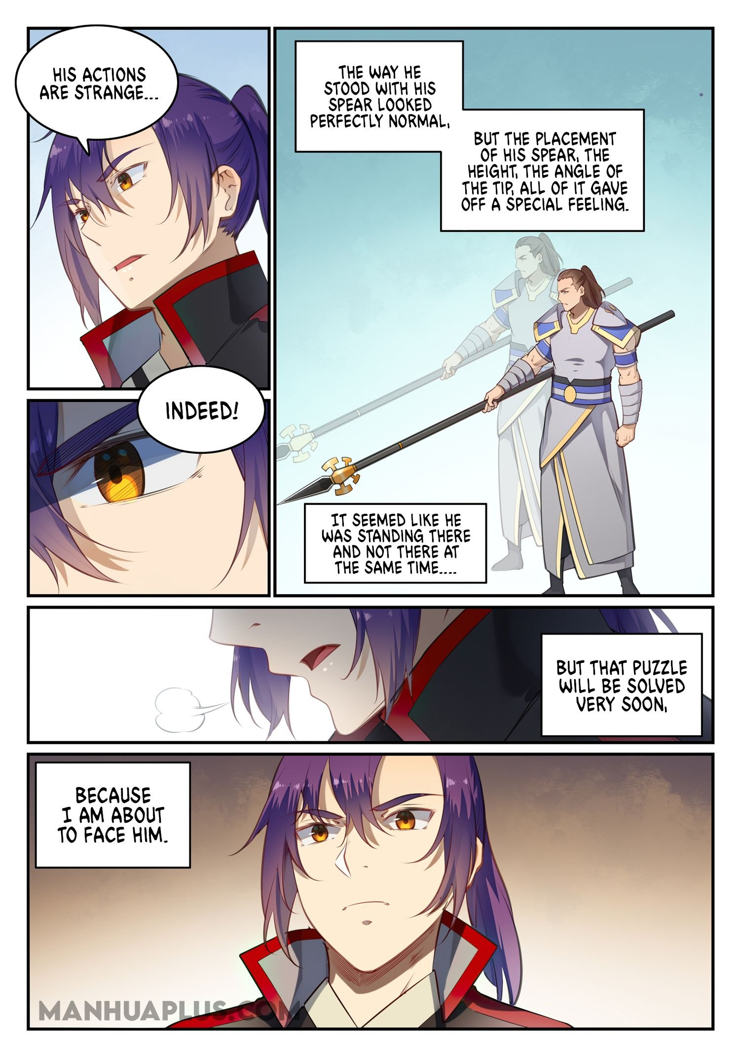 Manga Apotheosis - Chapter 685 Page 2