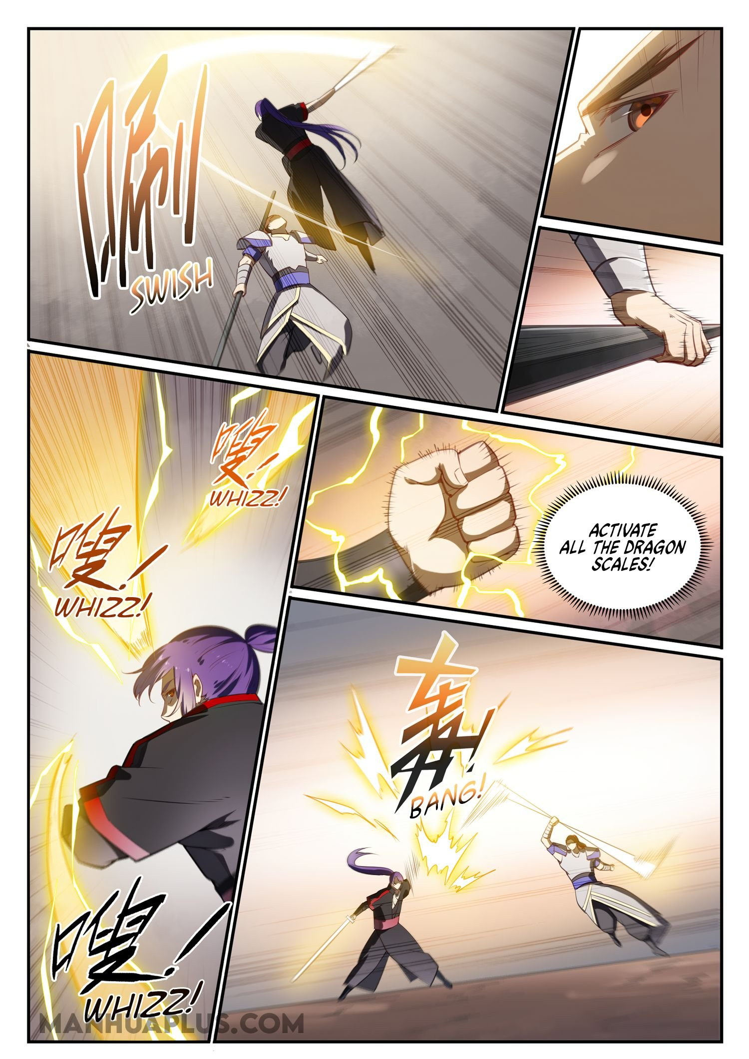 Manga Apotheosis - Chapter 685 Page 12