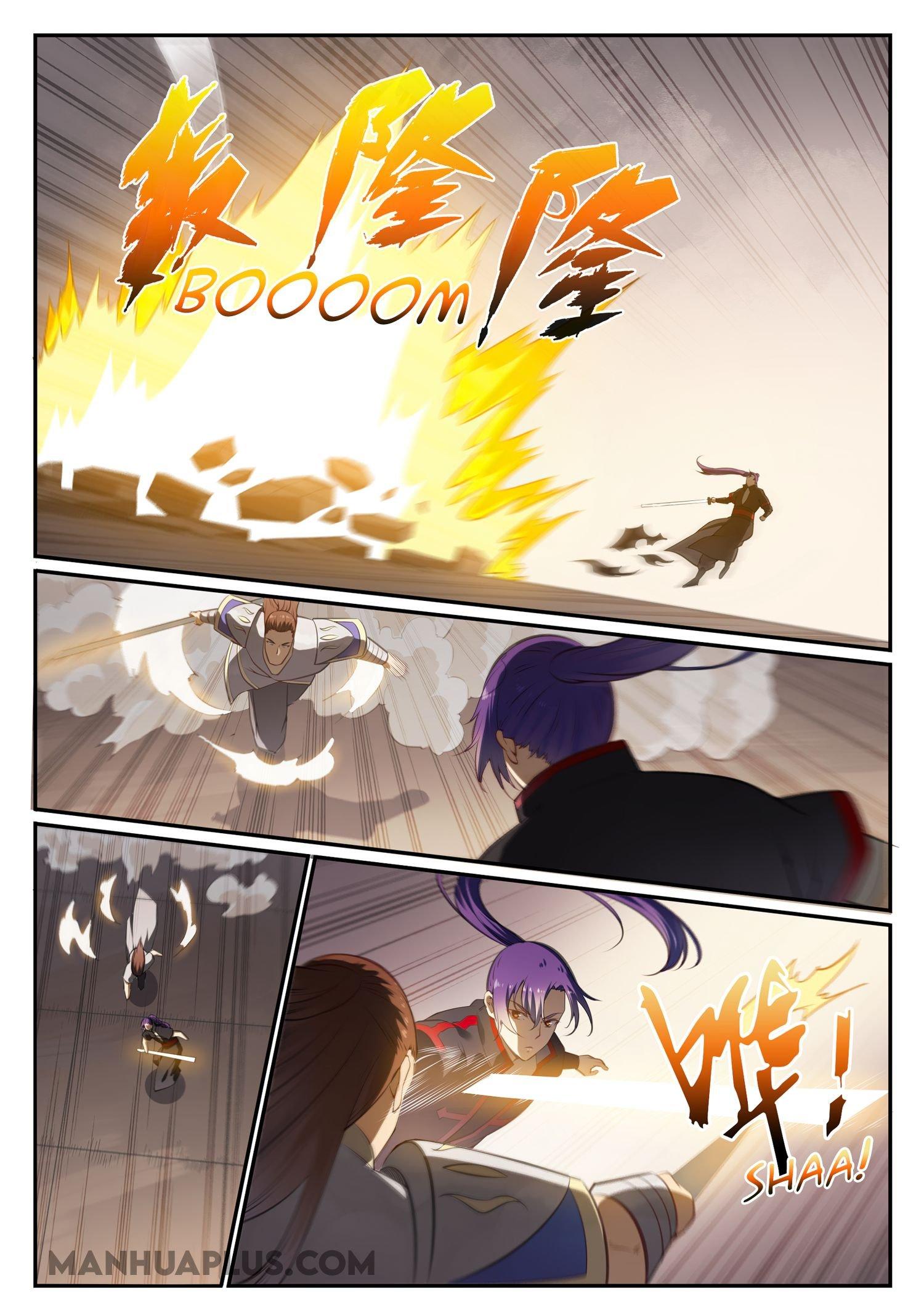 Manga Apotheosis - Chapter 685 Page 11