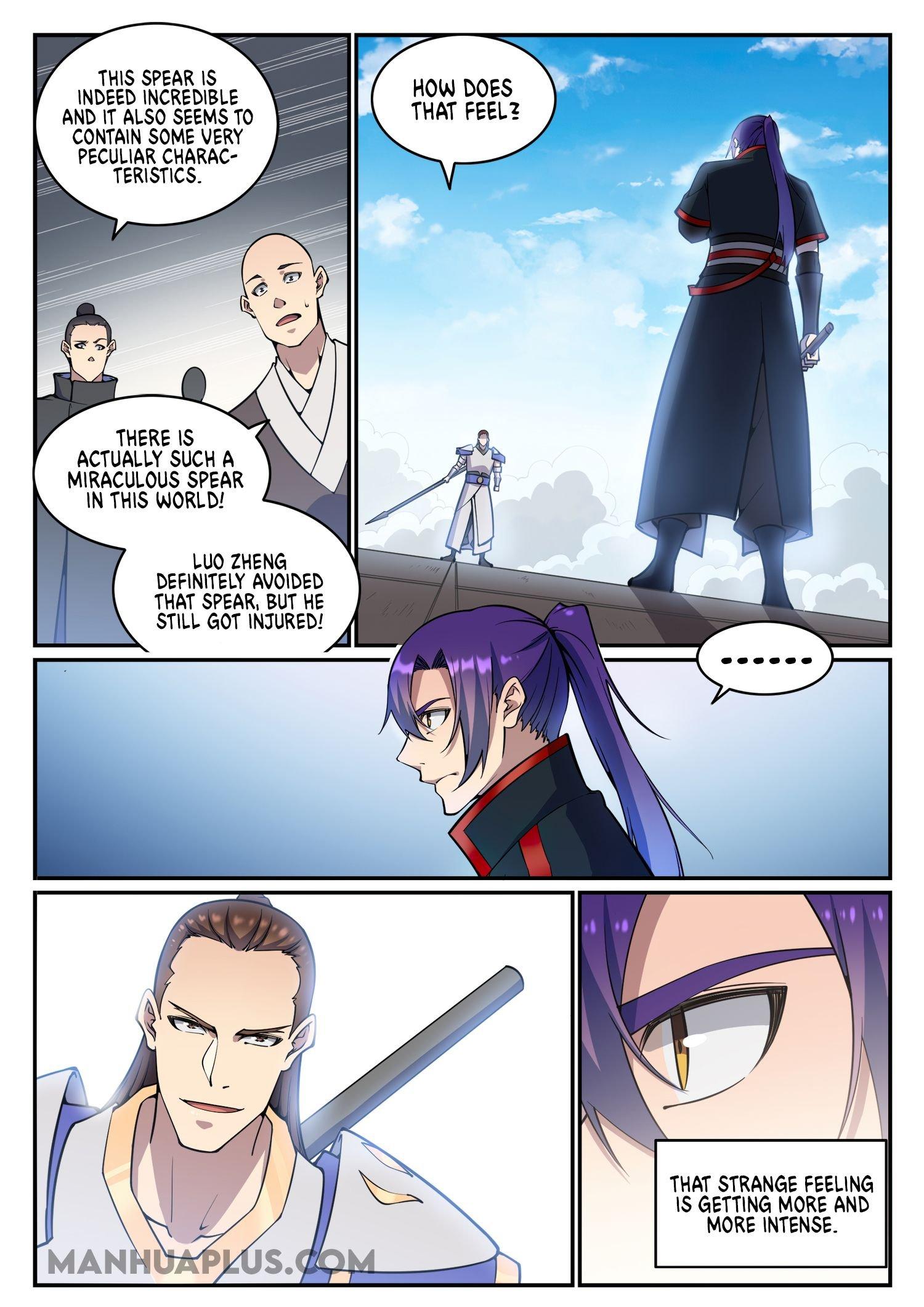 Manga Apotheosis - Chapter 686 Page 9