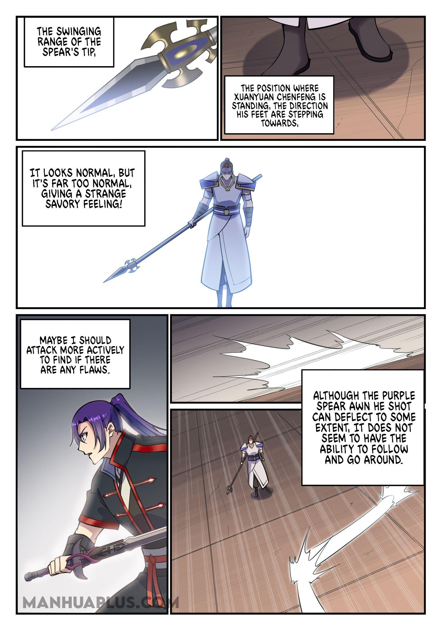 Manga Apotheosis - Chapter 686 Page 10