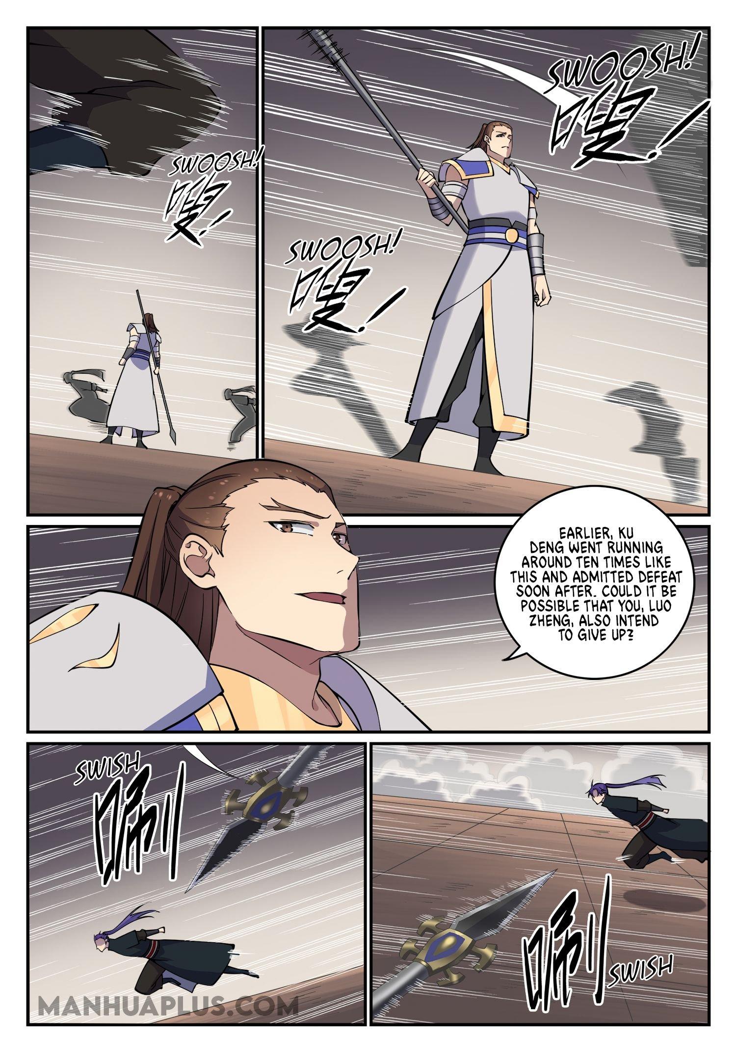 Manga Apotheosis - Chapter 686 Page 11
