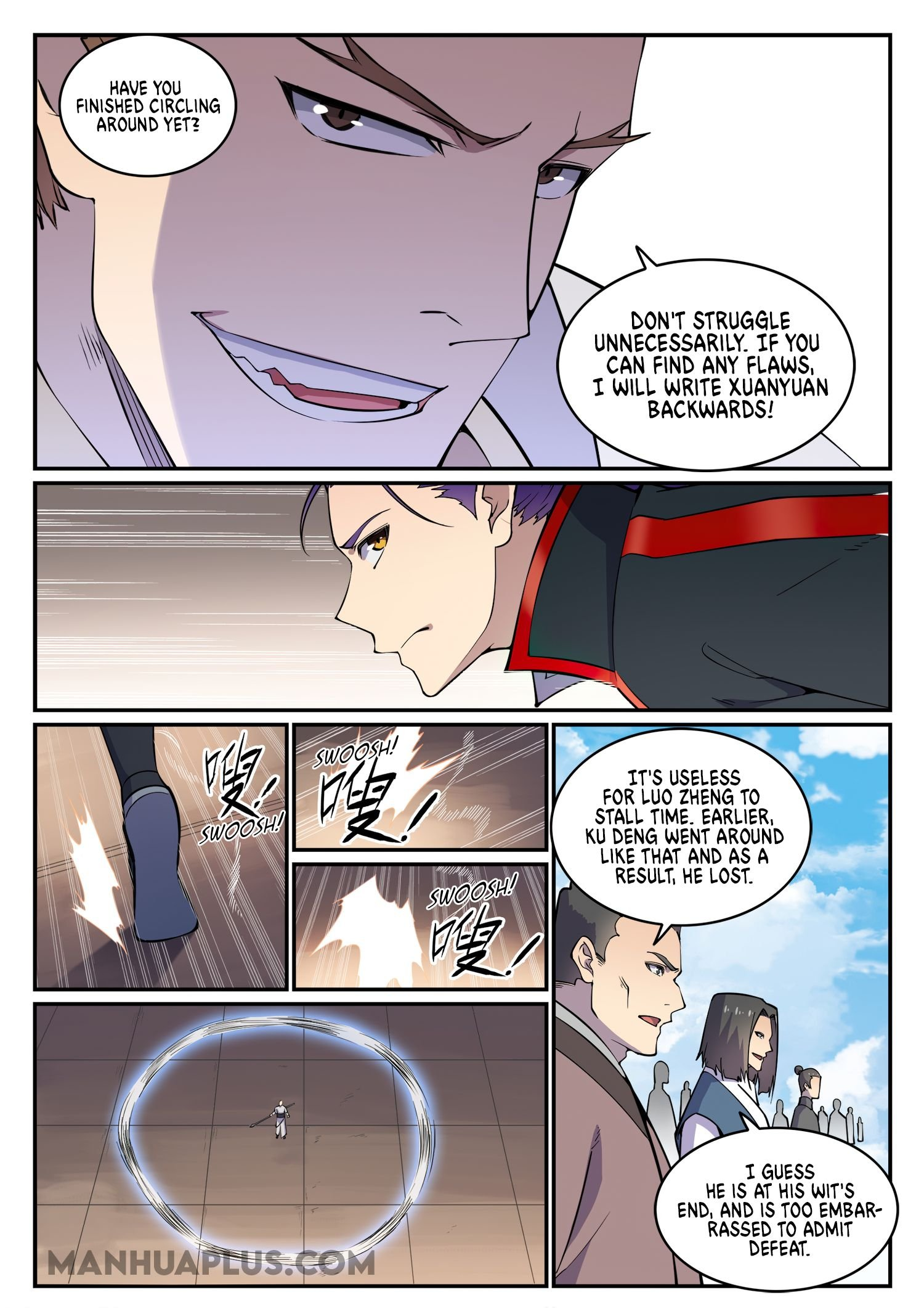 Manga Apotheosis - Chapter 686 Page 12