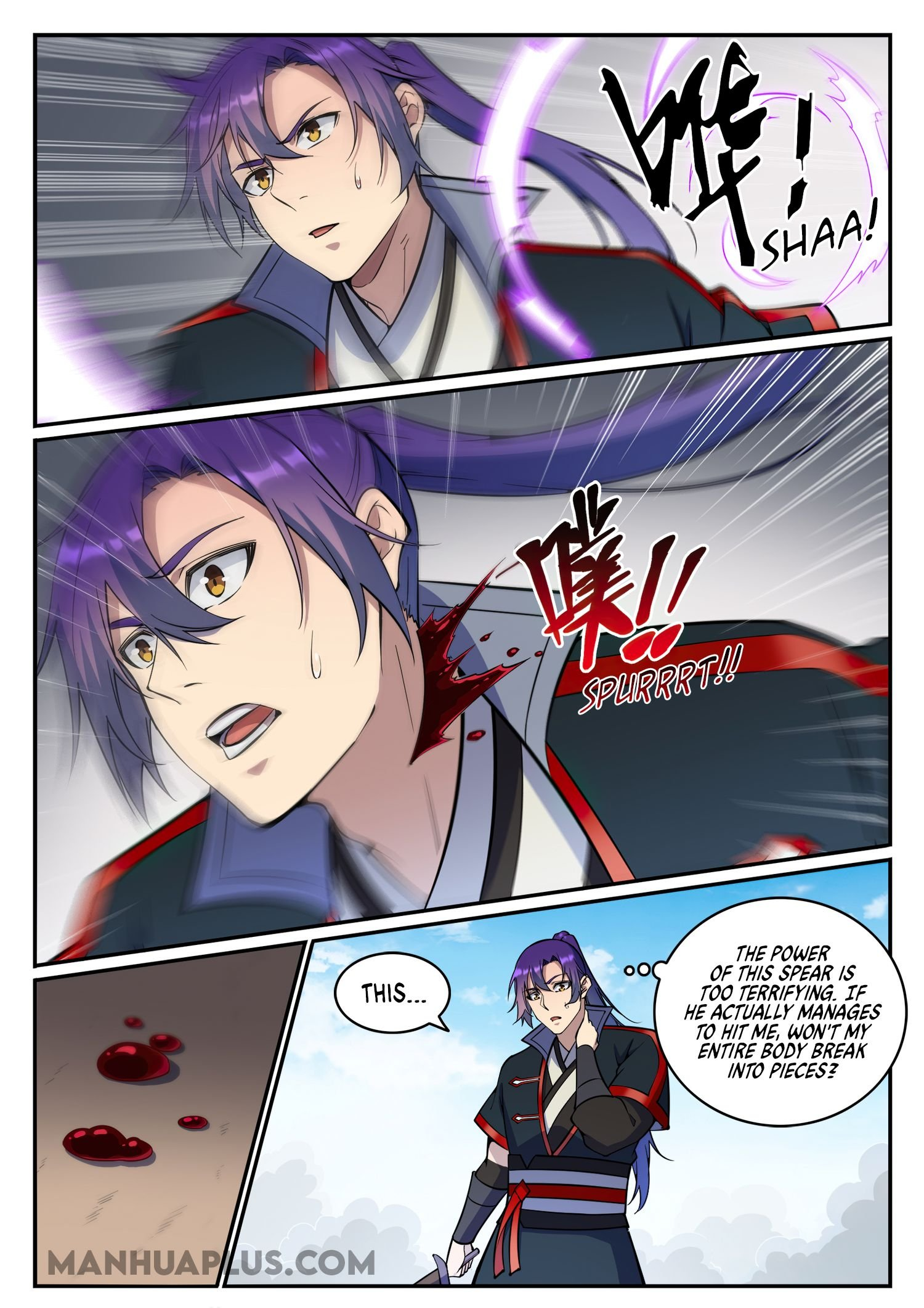 Manga Apotheosis - Chapter 686 Page 8