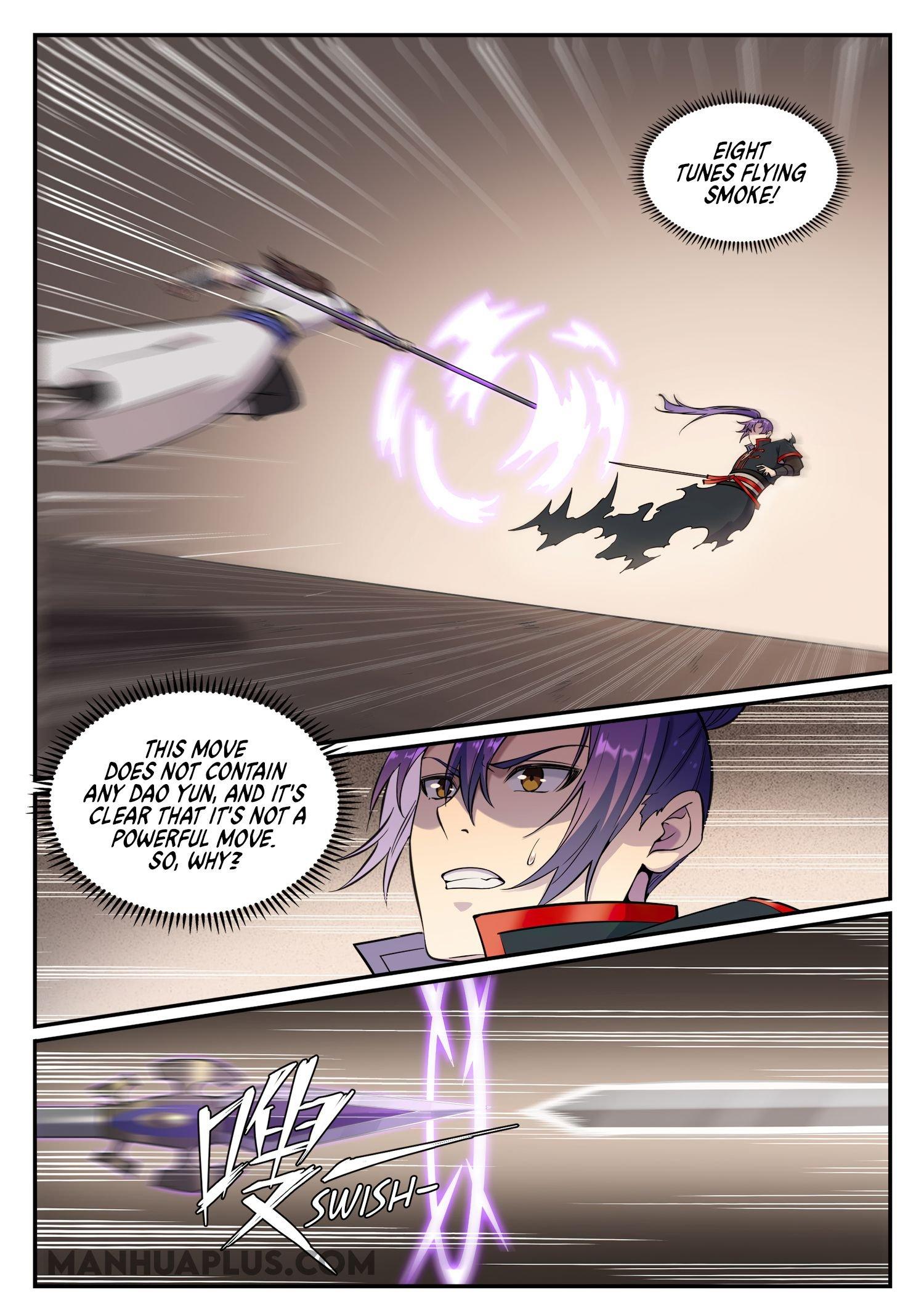 Manga Apotheosis - Chapter 686 Page 2