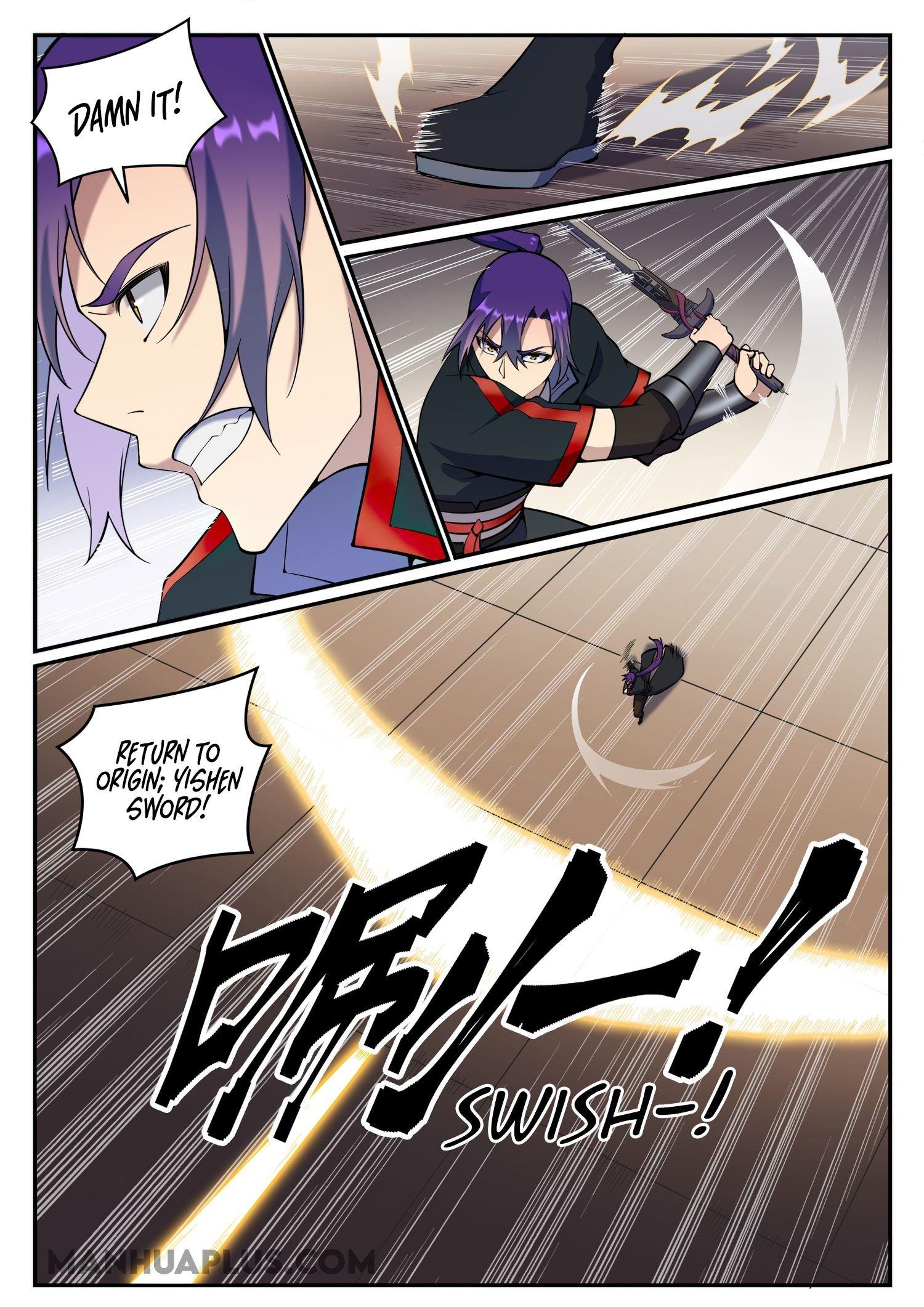 Manga Apotheosis - Chapter 686 Page 6