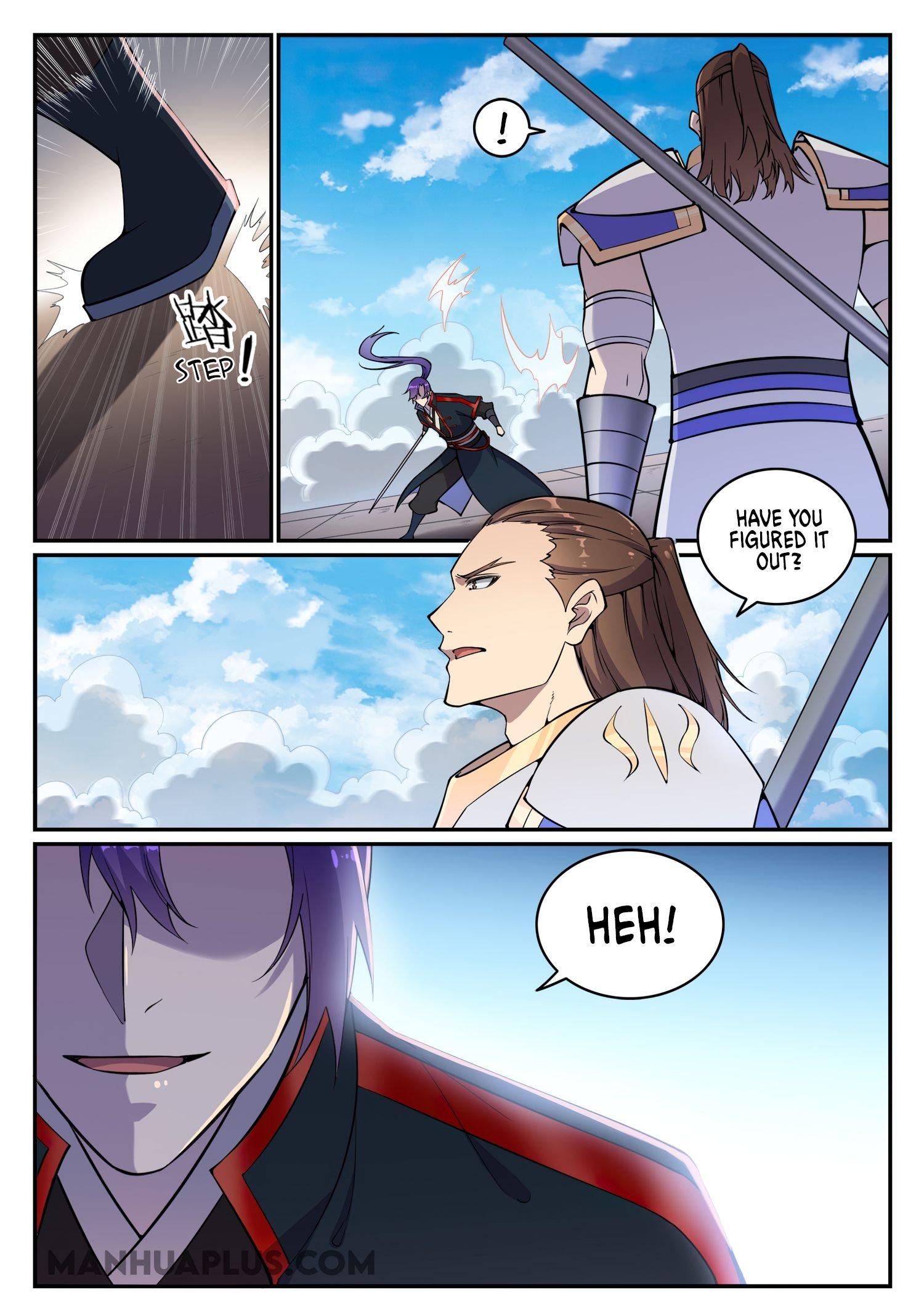 Manga Apotheosis - Chapter 686 Page 13