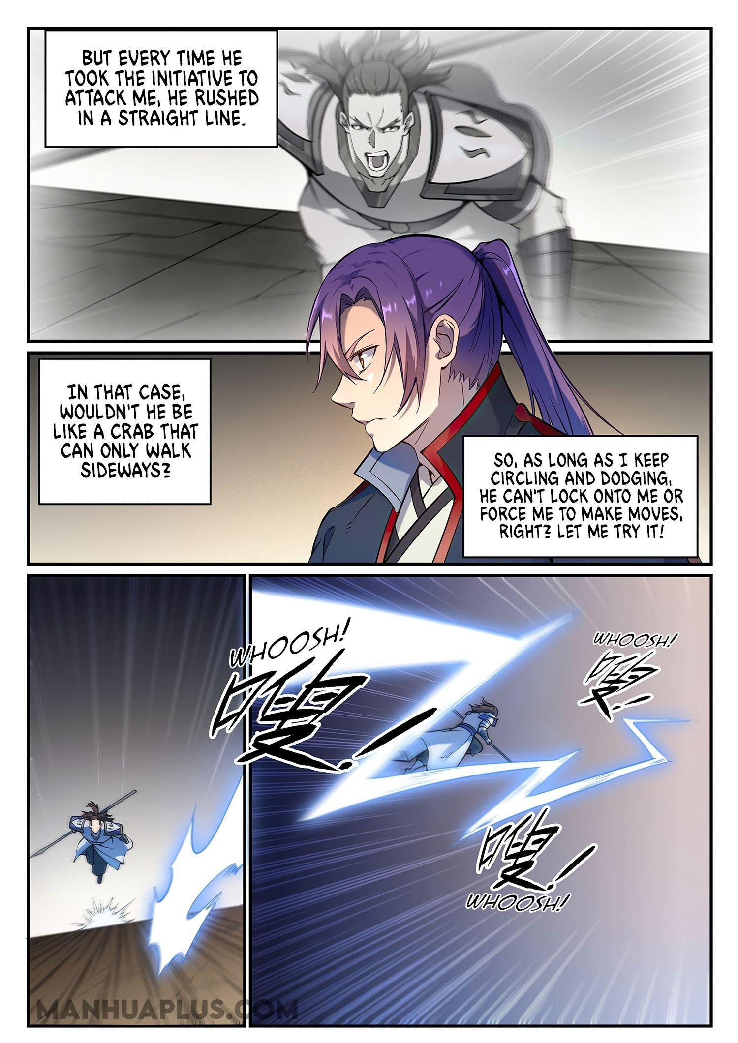 Manga Apotheosis - Chapter 687 Page 12