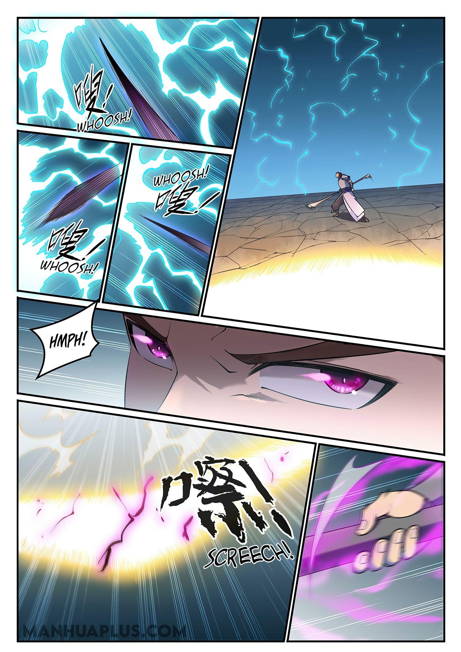 Manga Apotheosis - Chapter 687 Page 8