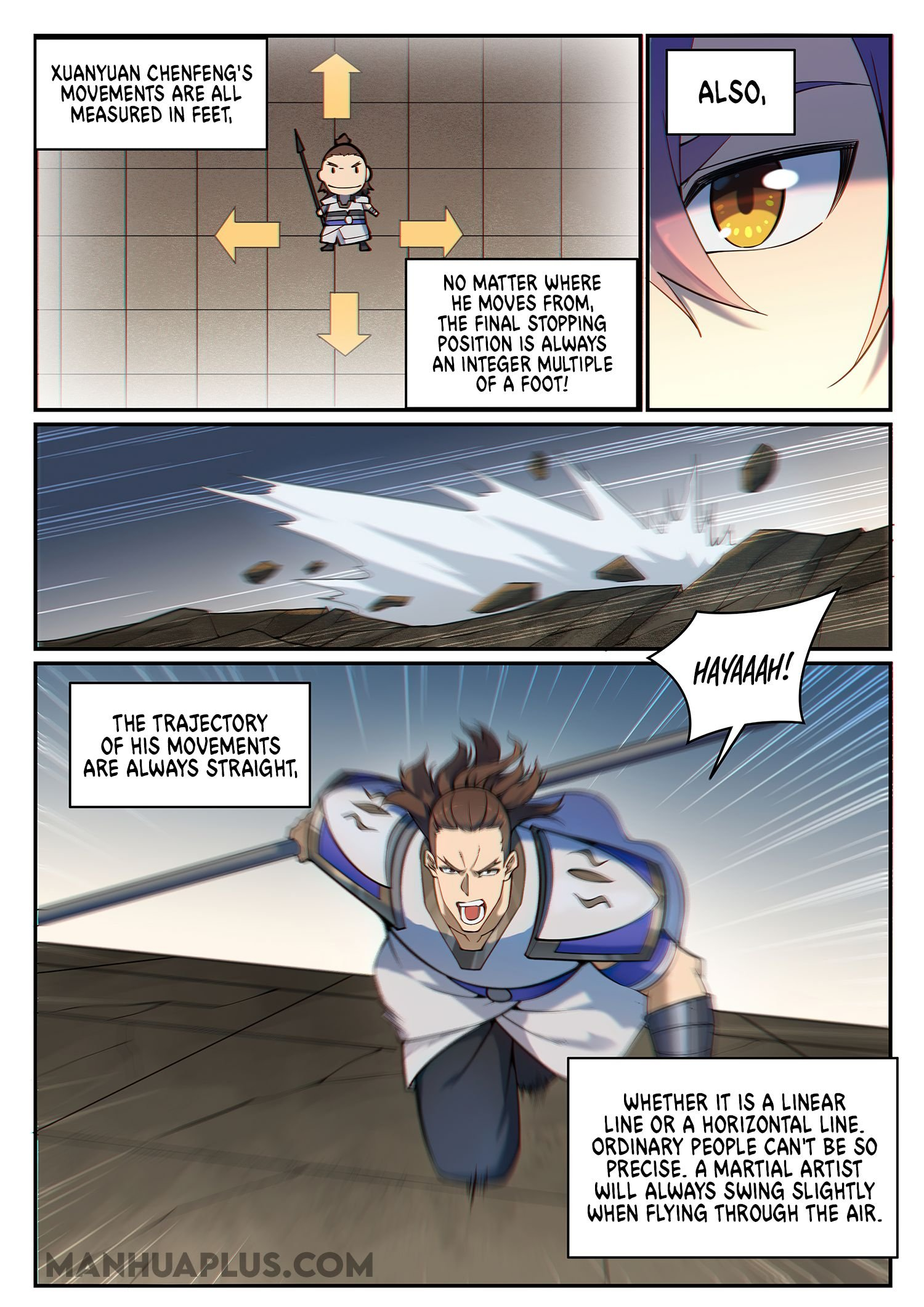 Manga Apotheosis - Chapter 687 Page 10