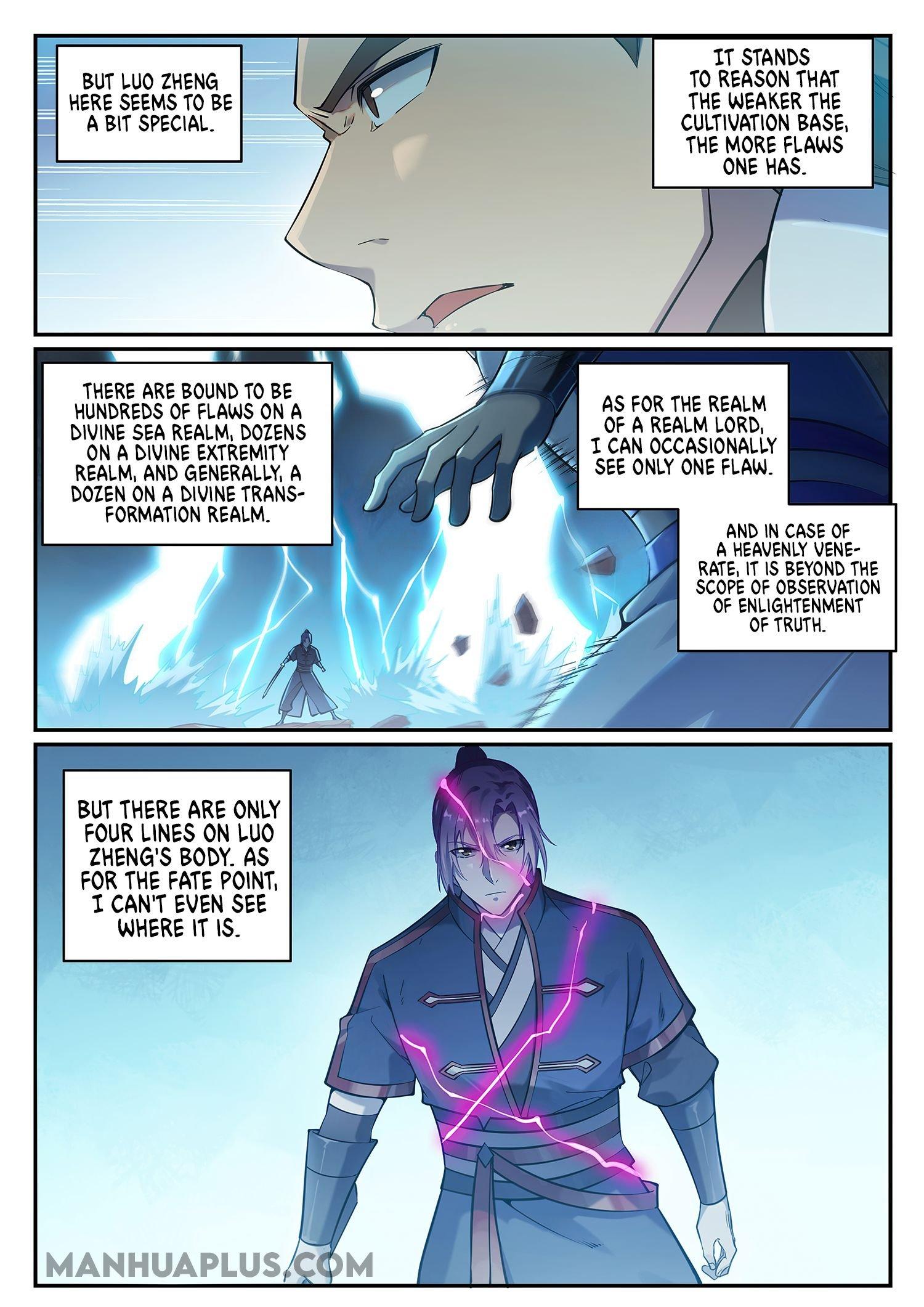 Manga Apotheosis - Chapter 687 Page 6