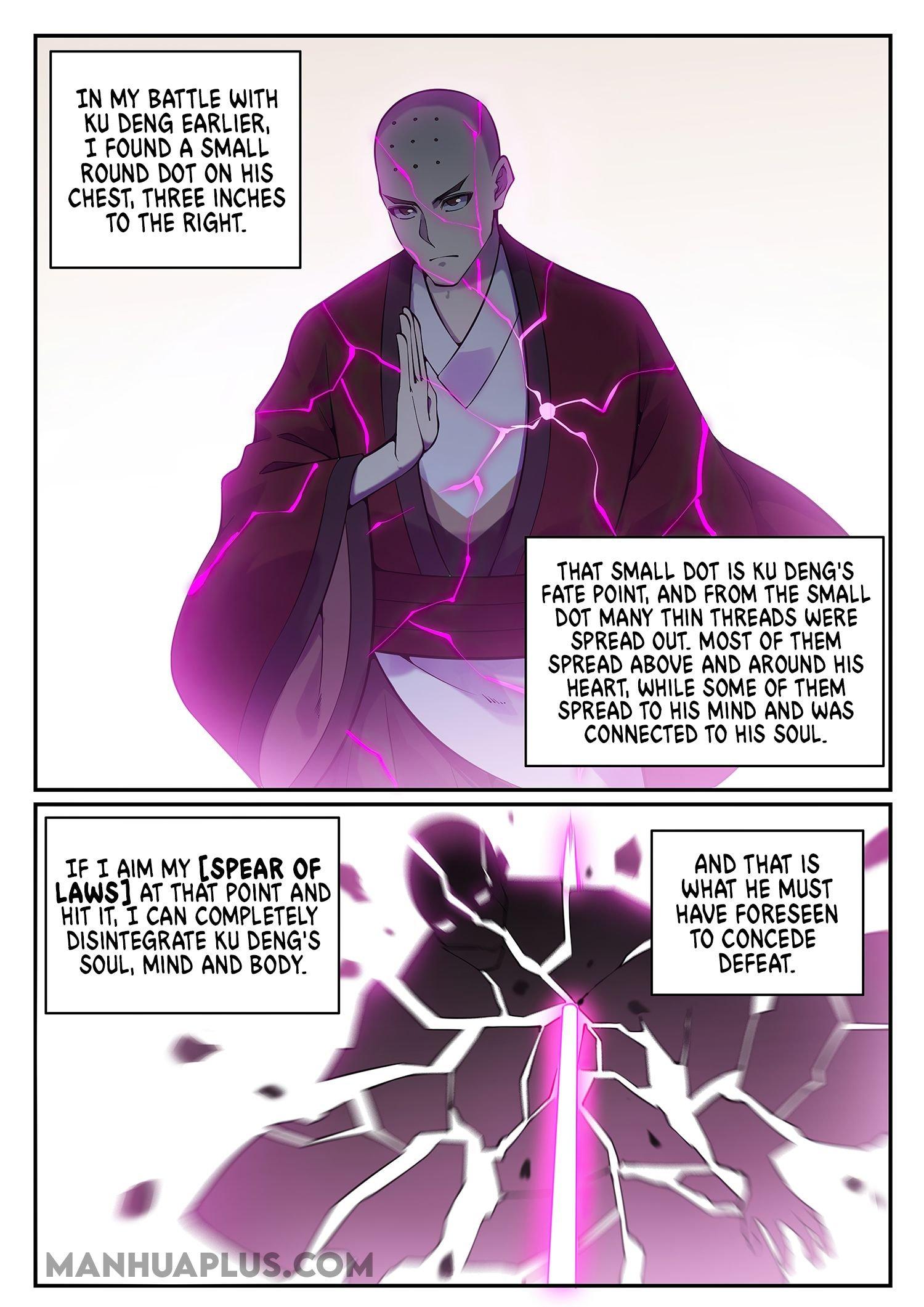Manga Apotheosis - Chapter 687 Page 5