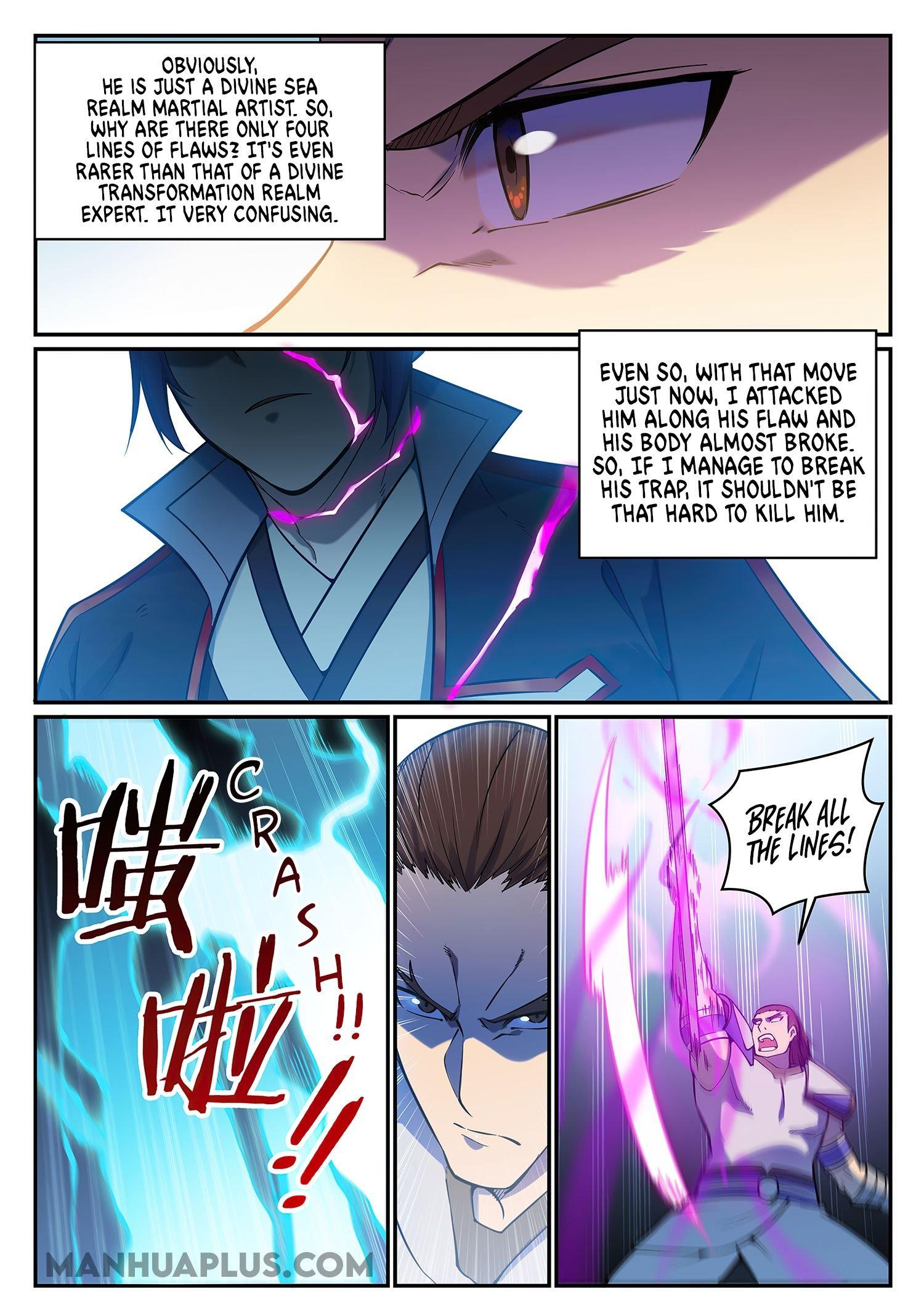 Manga Apotheosis - Chapter 687 Page 7