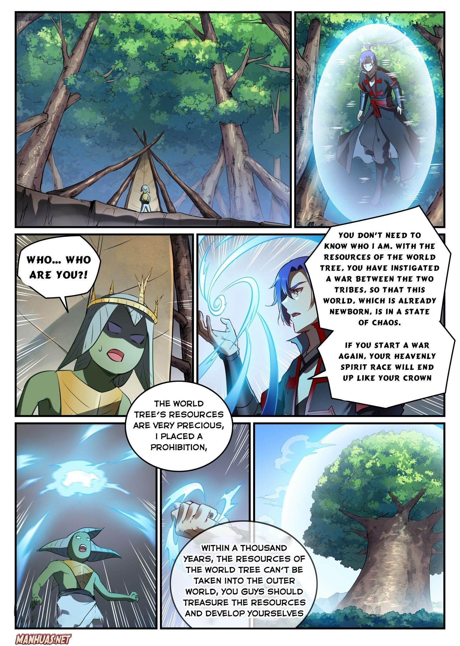 Manga Apotheosis - Chapter 745 Page 1