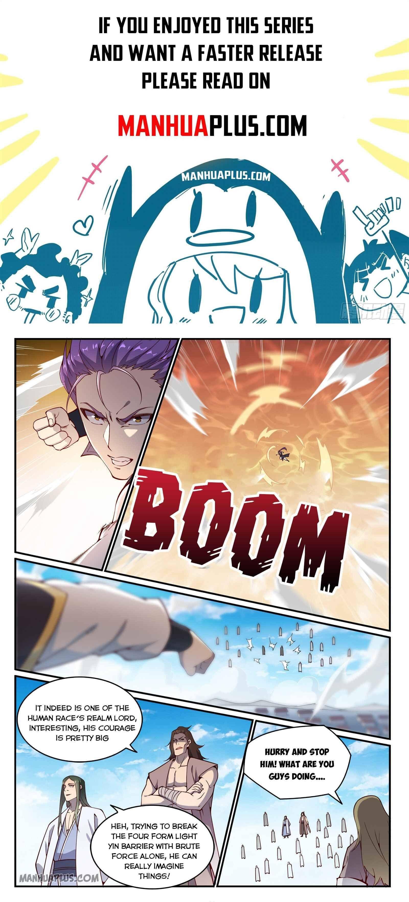 Manga Apotheosis - Chapter 776 Page 1