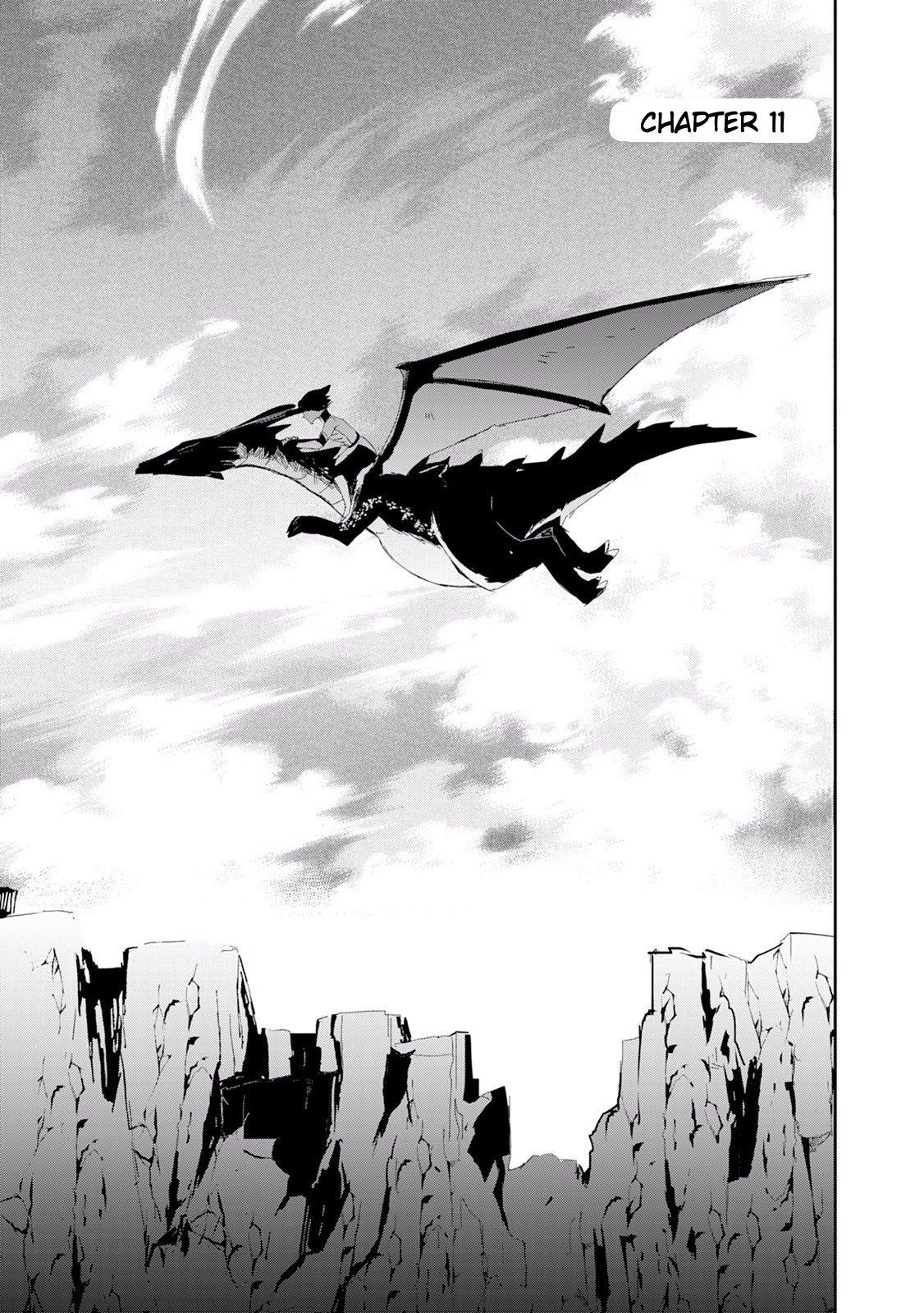 Manga Baby Dragon Sitter - Chapter 11 Page 1