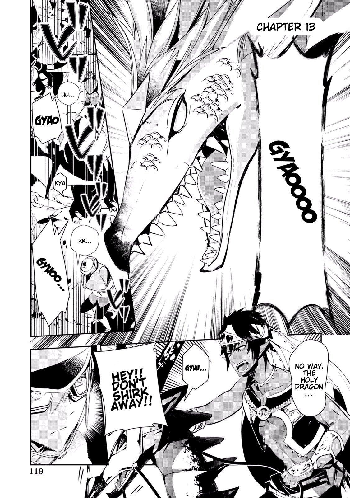 Manga Baby Dragon Sitter - Chapter 13 Page 1