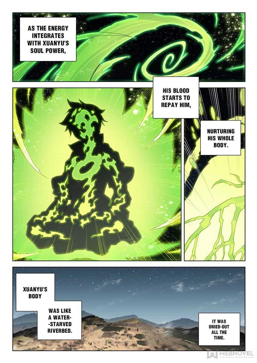 Manga Soul Land IV - The Ultimate Combat - Chapter 130 Page 11