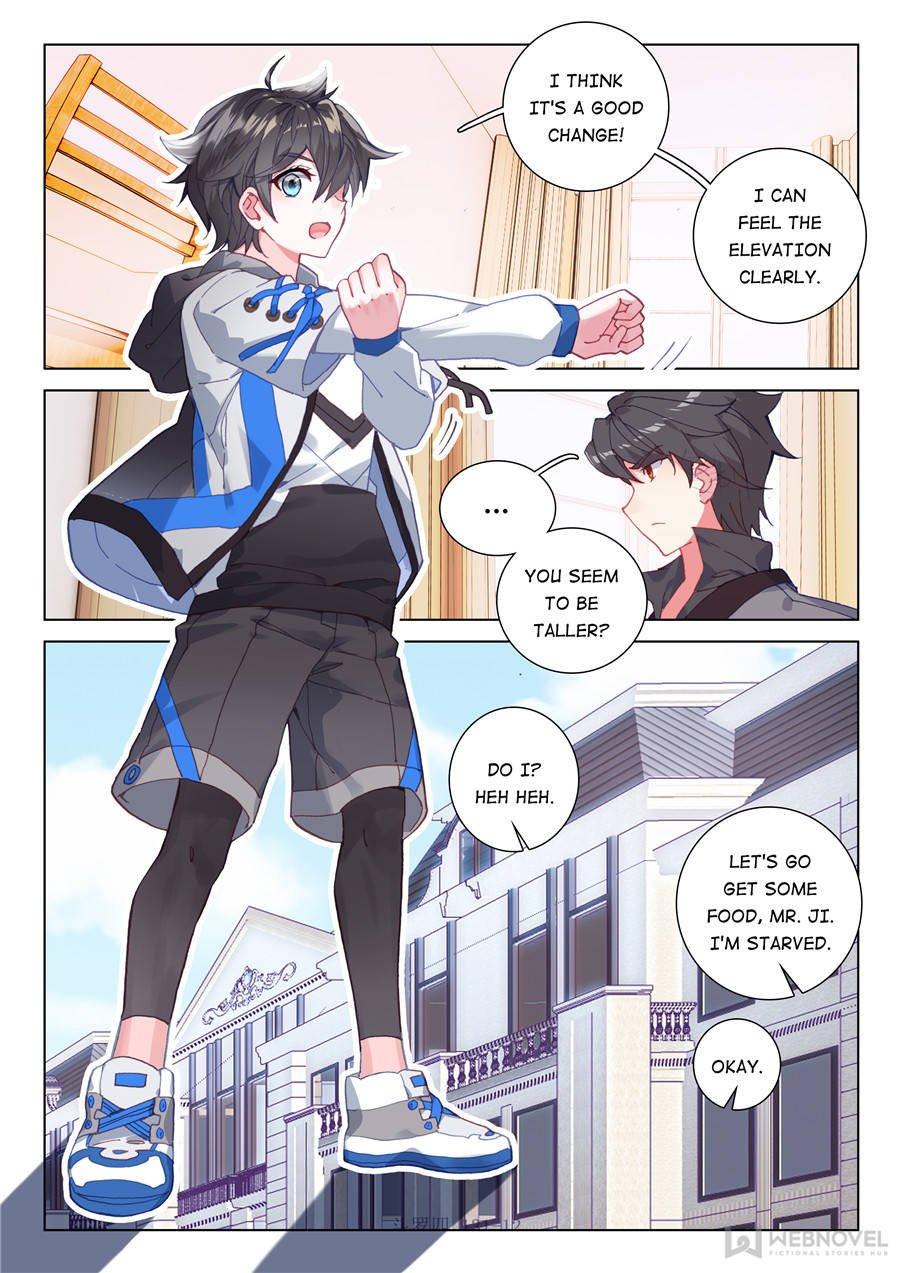 Manga Soul Land IV - The Ultimate Combat - Chapter 131 Page 13