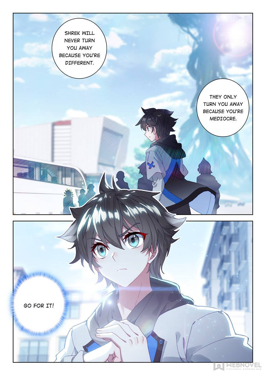Manga Soul Land IV - The Ultimate Combat - Chapter 131 Page 16