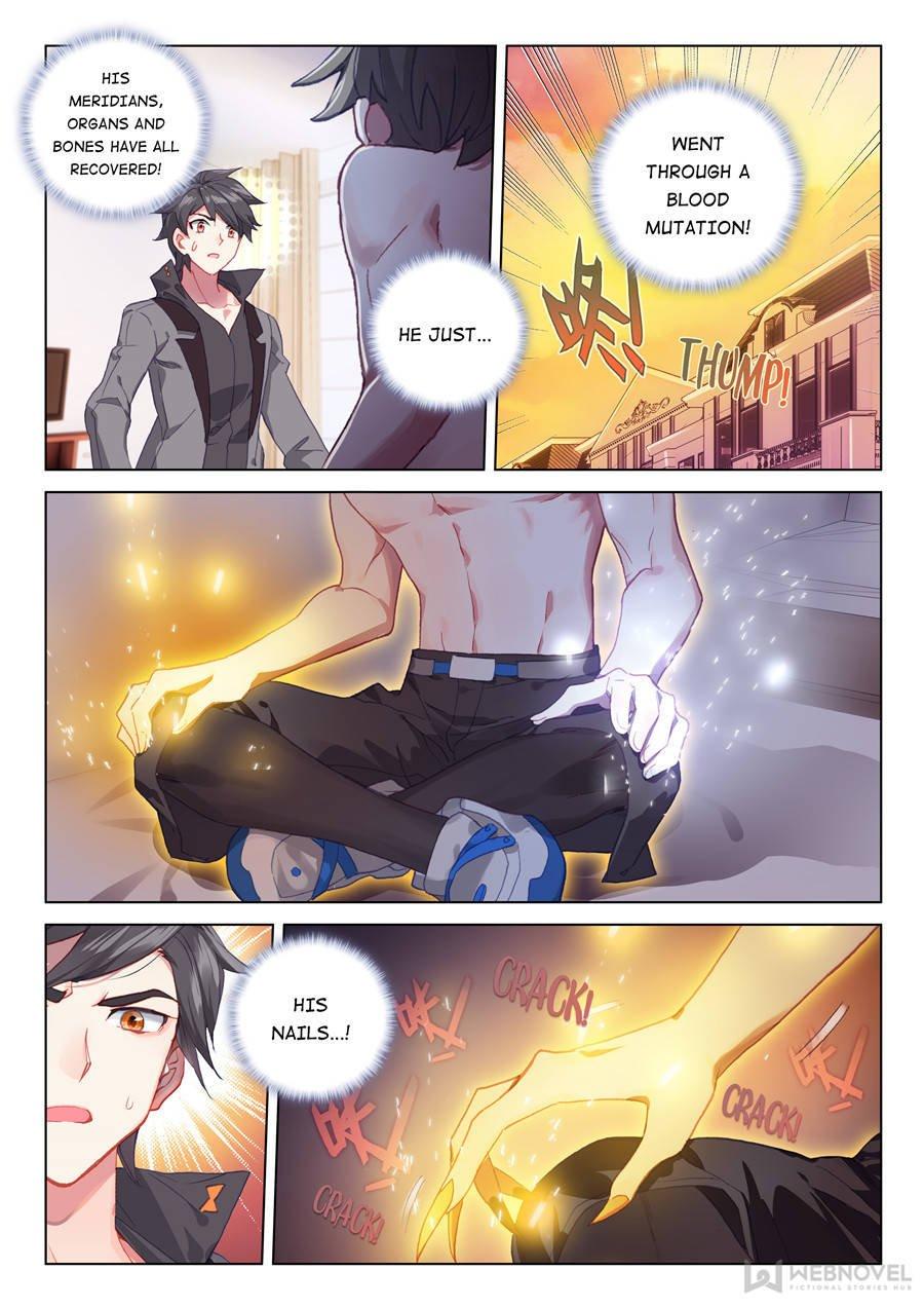 Manga Soul Land IV - The Ultimate Combat - Chapter 131 Page 6