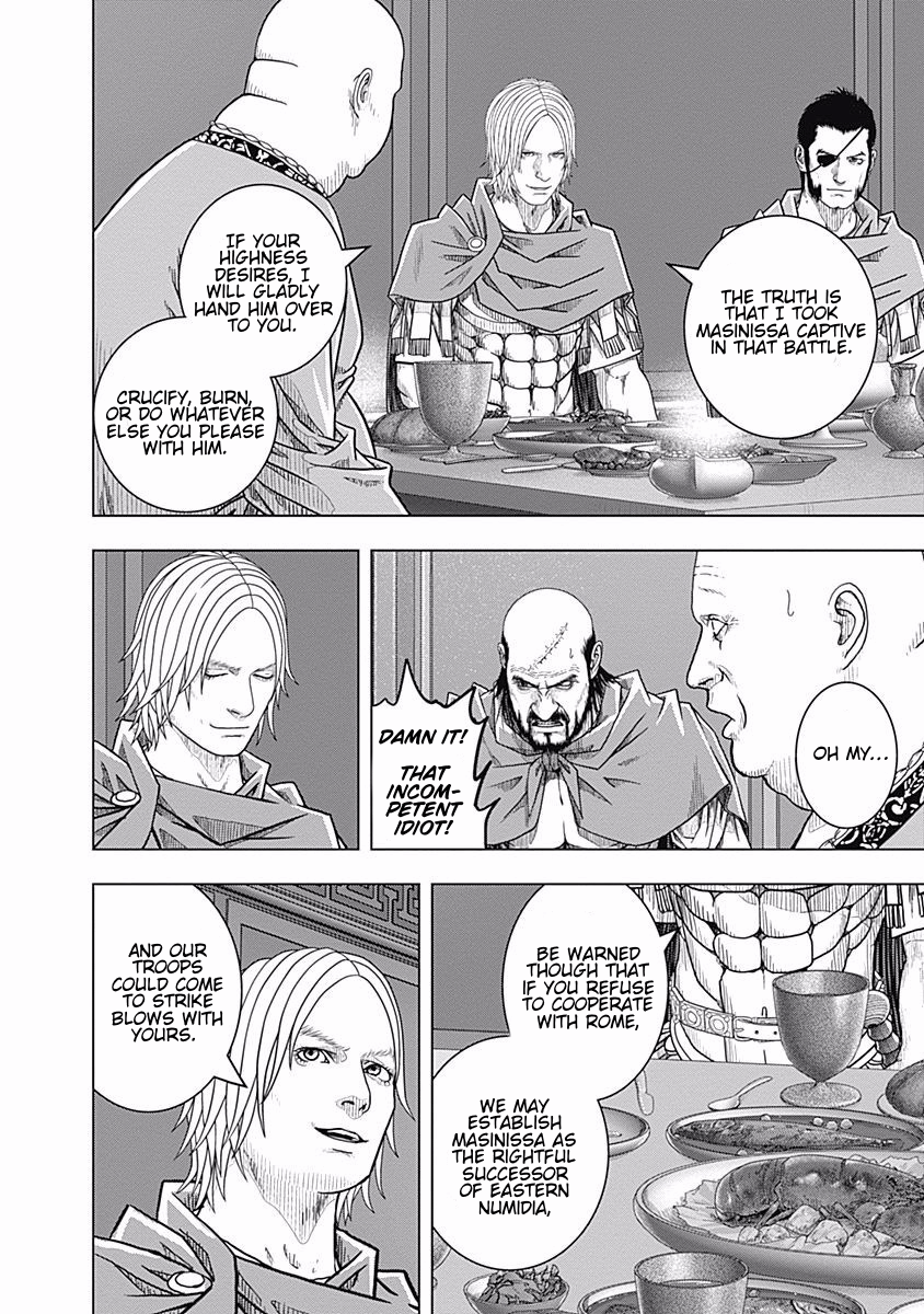 Manga Ad Astra: Scipio to Hannibal - Chapter 67 Page 18