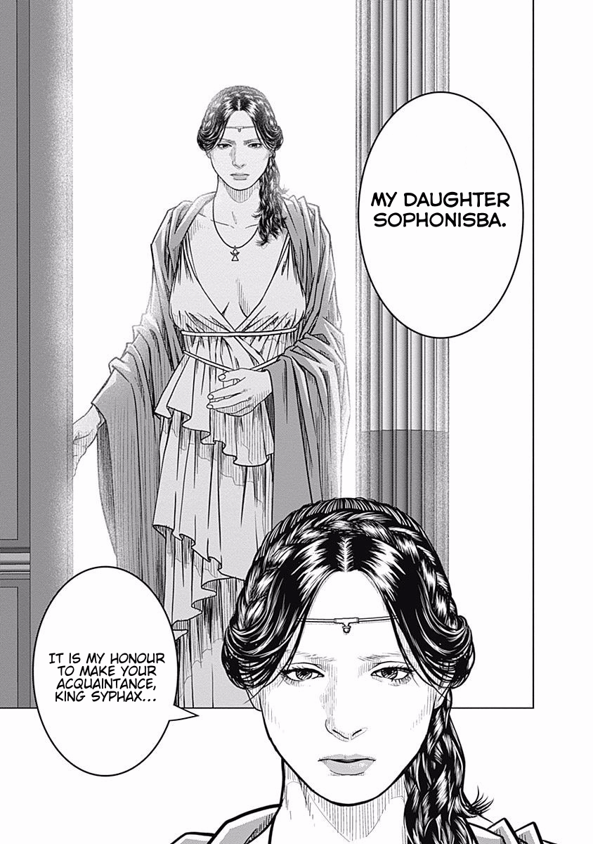 Manga Ad Astra: Scipio to Hannibal - Chapter 67 Page 21