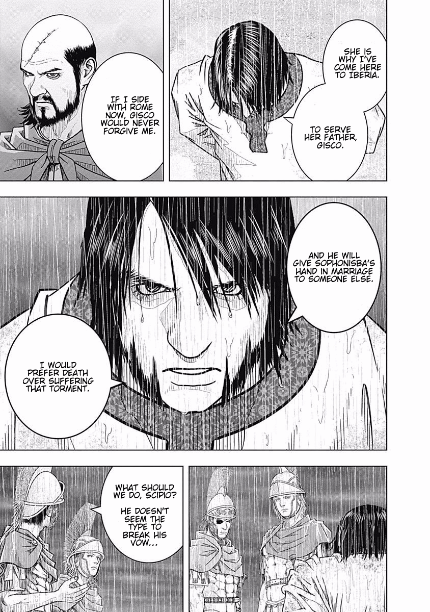 Manga Ad Astra: Scipio to Hannibal - Chapter 67 Page 3