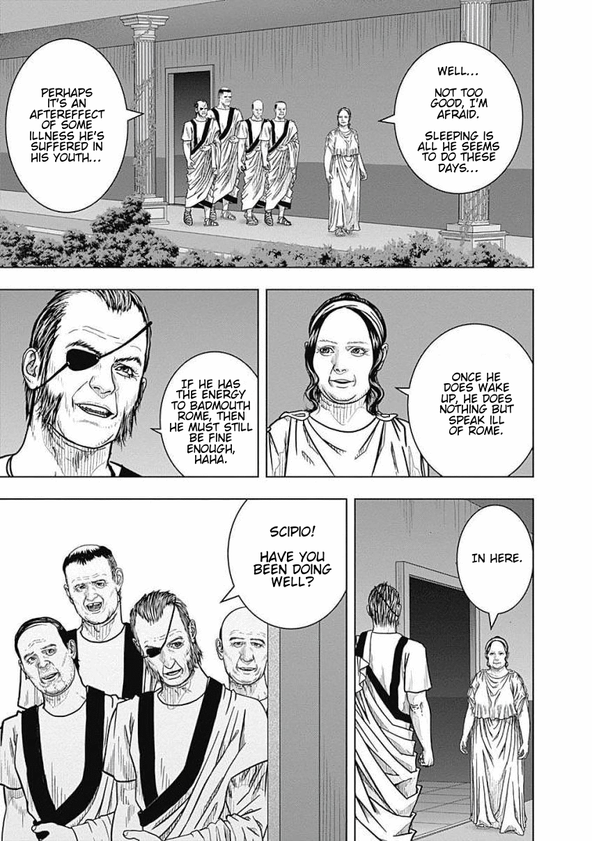 Manga Ad Astra: Scipio to Hannibal - Chapter 81 Page 4