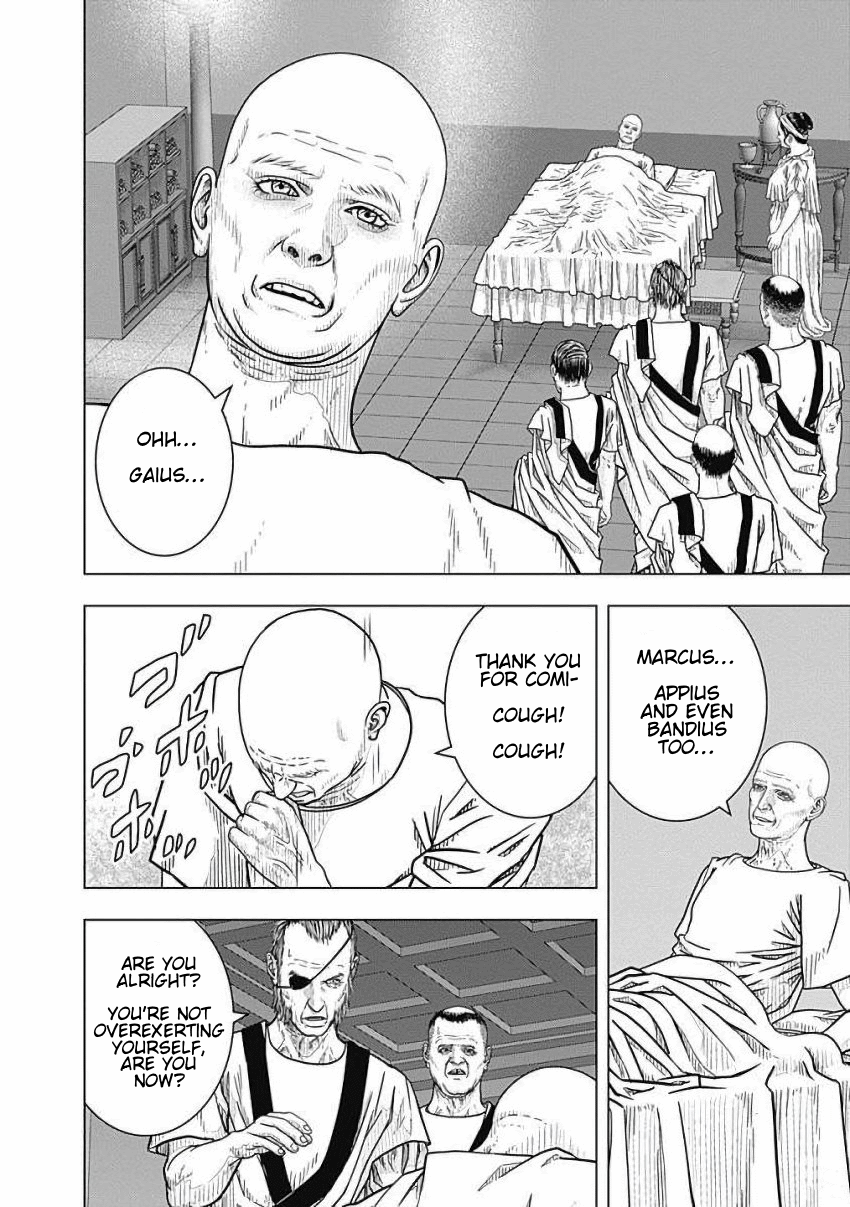 Manga Ad Astra: Scipio to Hannibal - Chapter 81 Page 5