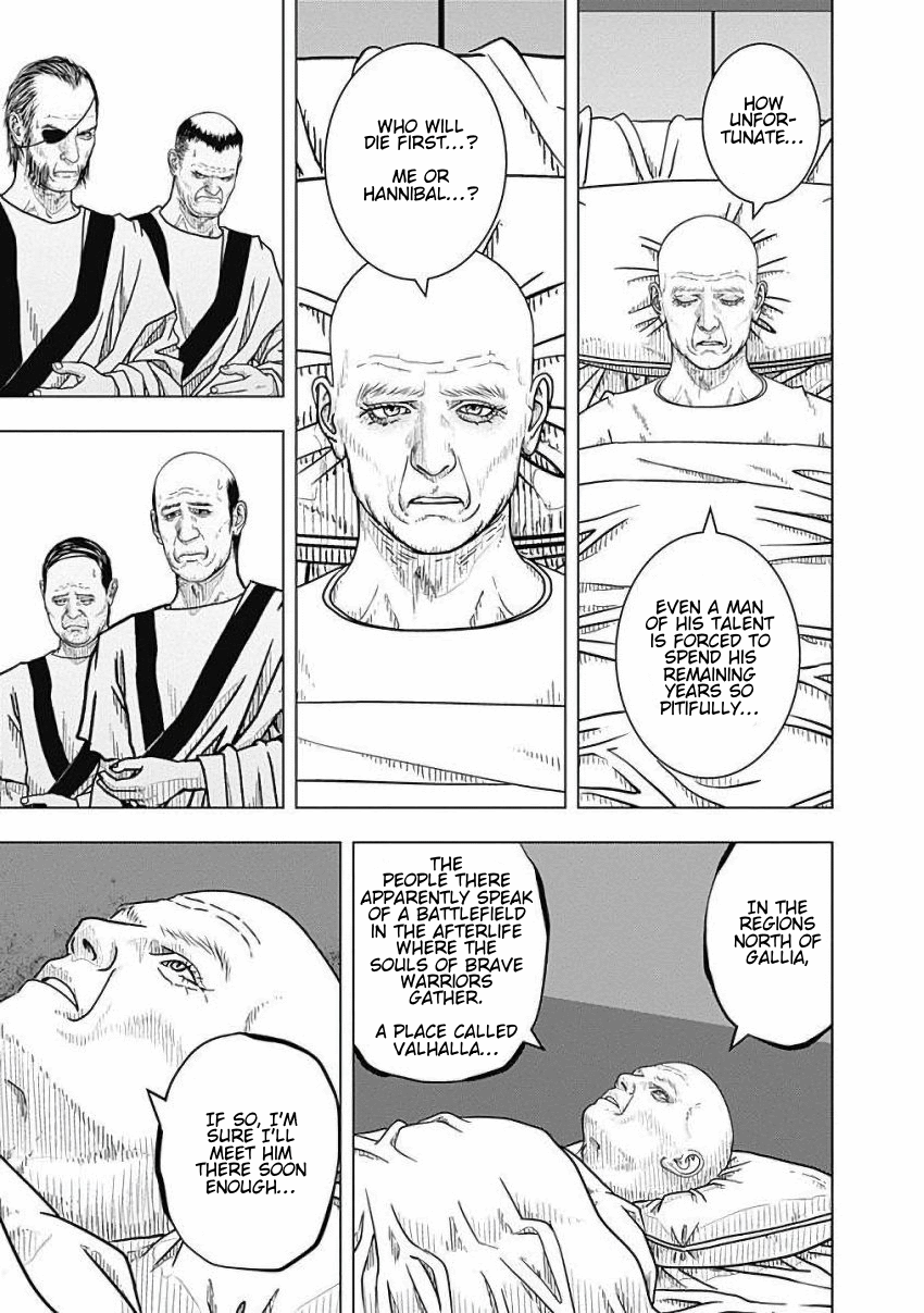 Manga Ad Astra: Scipio to Hannibal - Chapter 81 Page 12