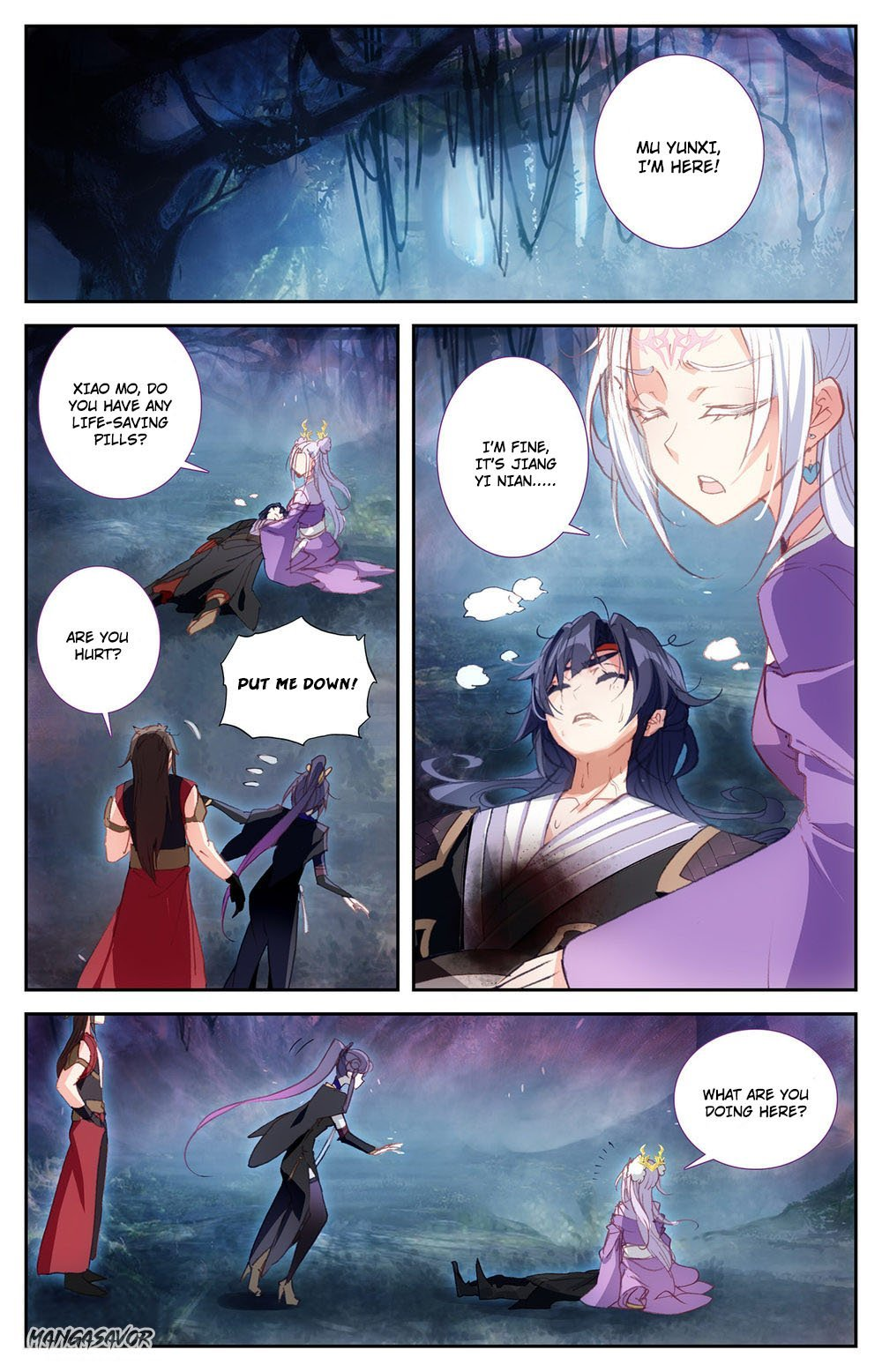 Manga The Heaven's List - Chapter 76.5 Page 2