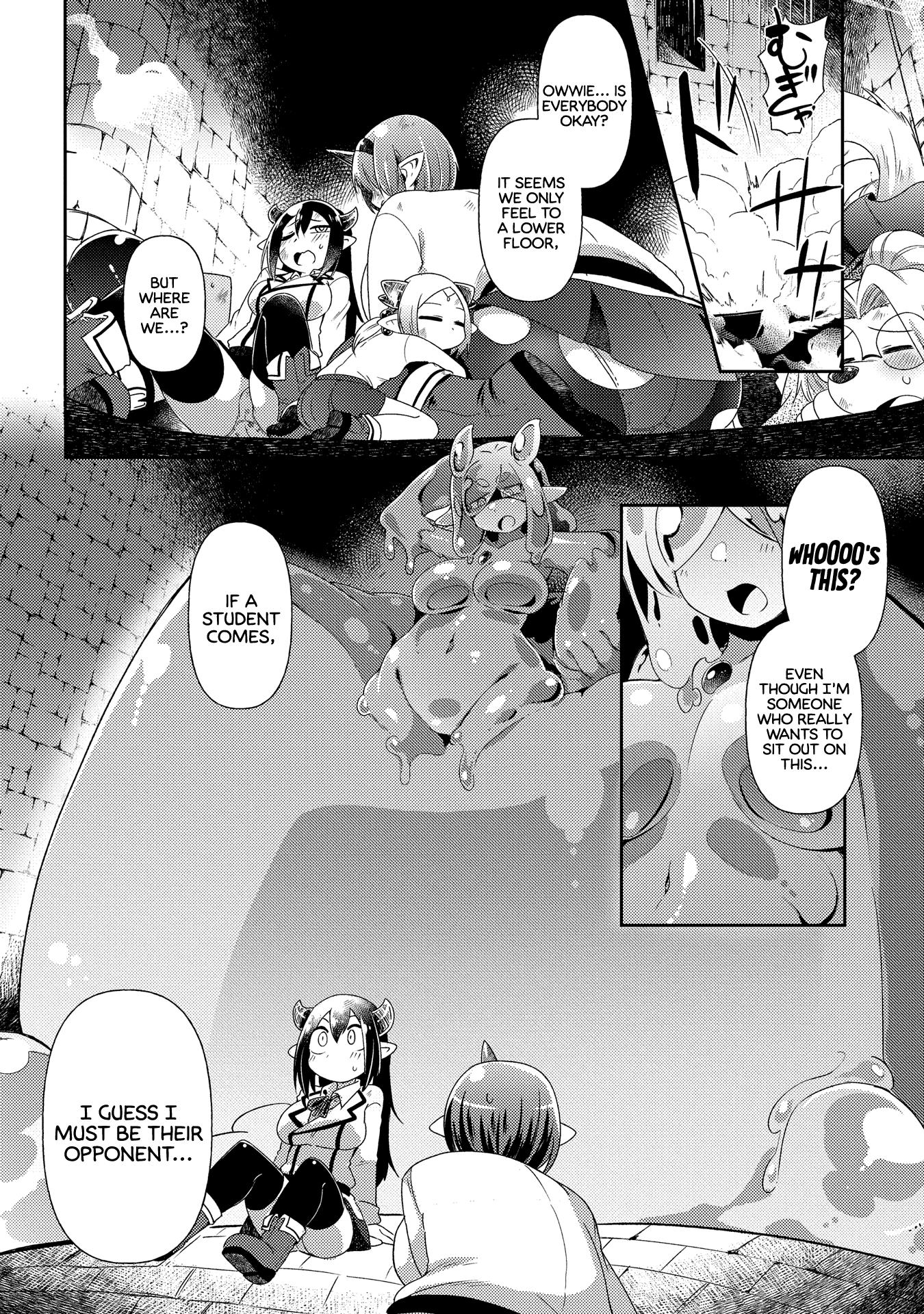 Manga Oversized Sextet - Chapter 8 Page 26