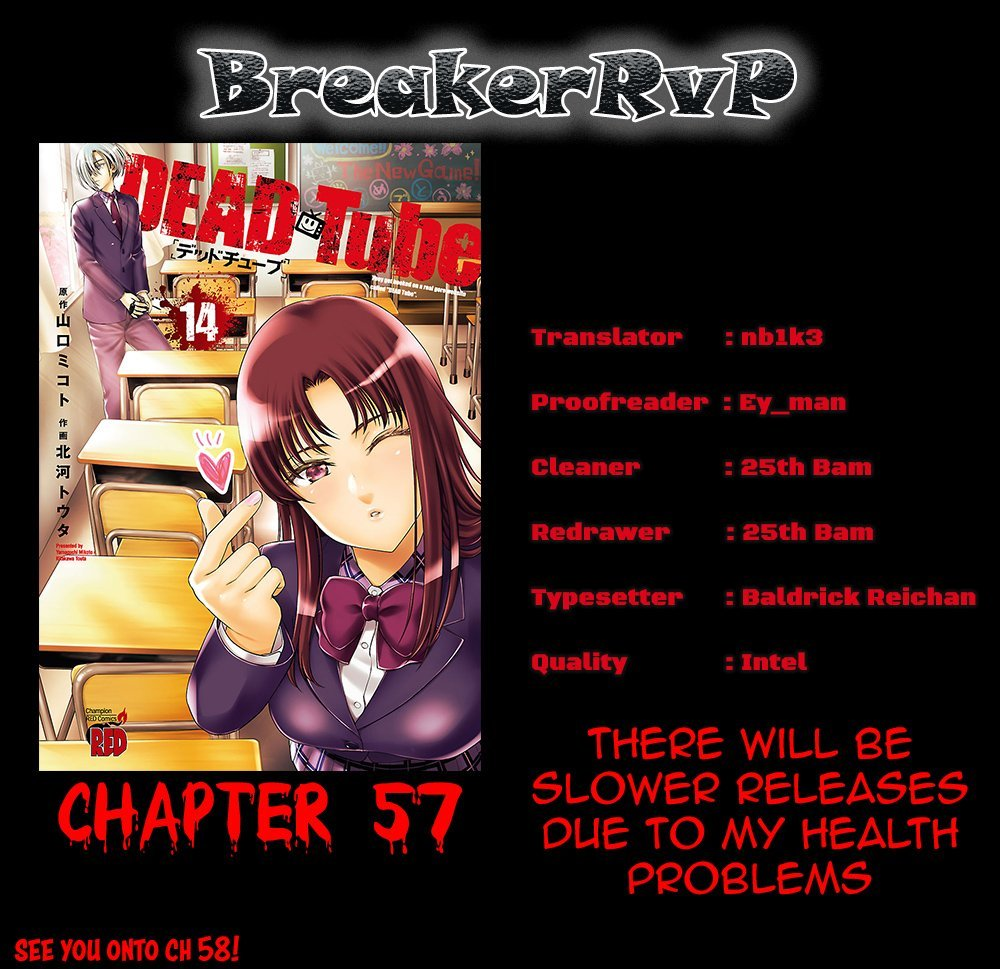 Manga Dead Tube - Chapter 57 Page 1