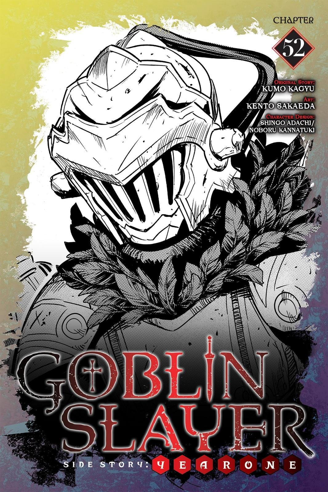 Manga Goblin Slayer Side Story: Year One - Chapter 52 Page 1