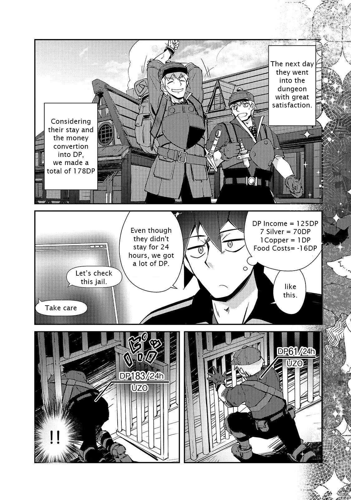 Manga Lazy Dungeon Master - Chapter 16 Page 17