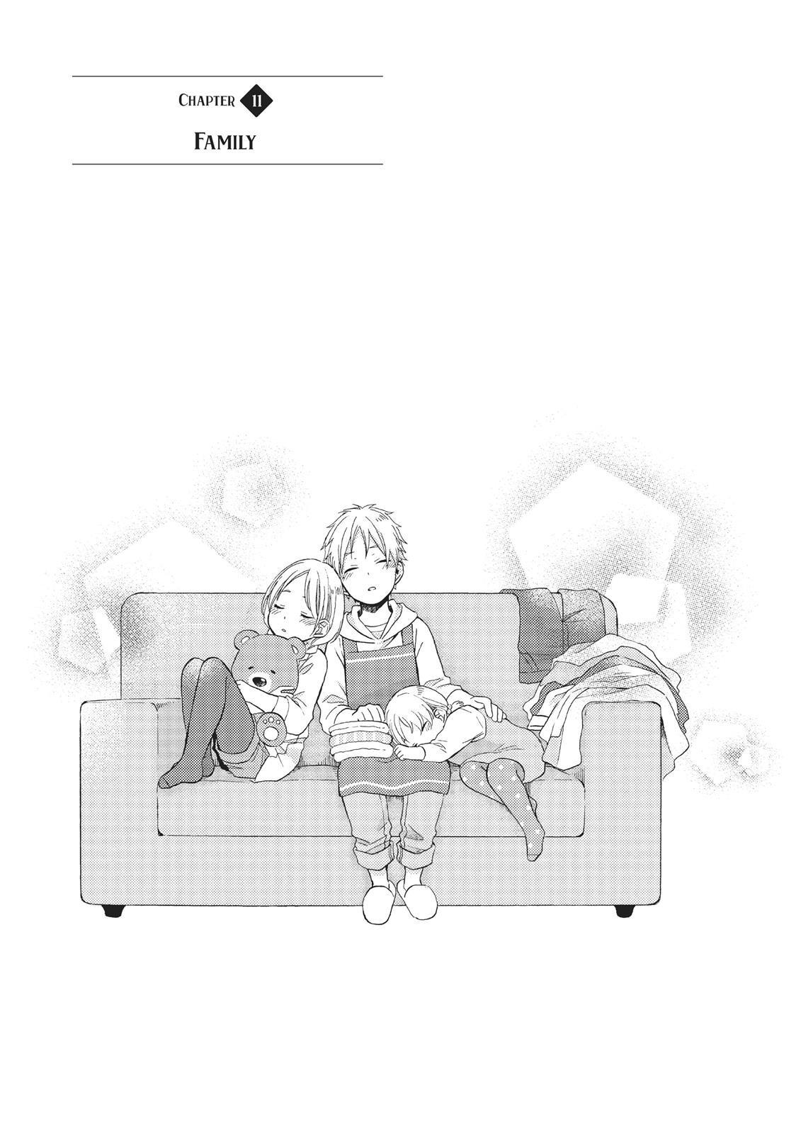 Manga Wake Up, Sleeping Beauty - Chapter 11 Page 1
