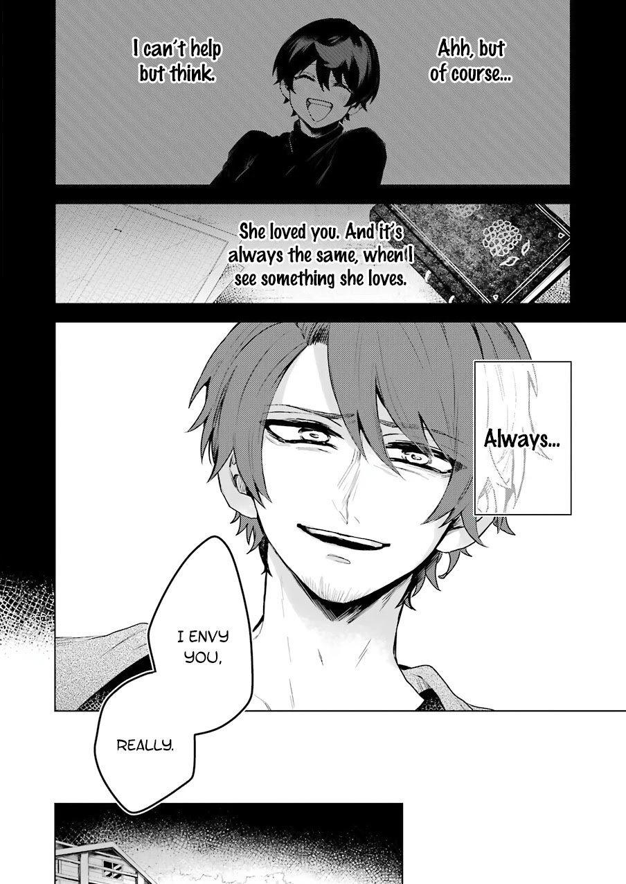 Manga 25-ji no Ghost Writer - Chapter 19 Page 12